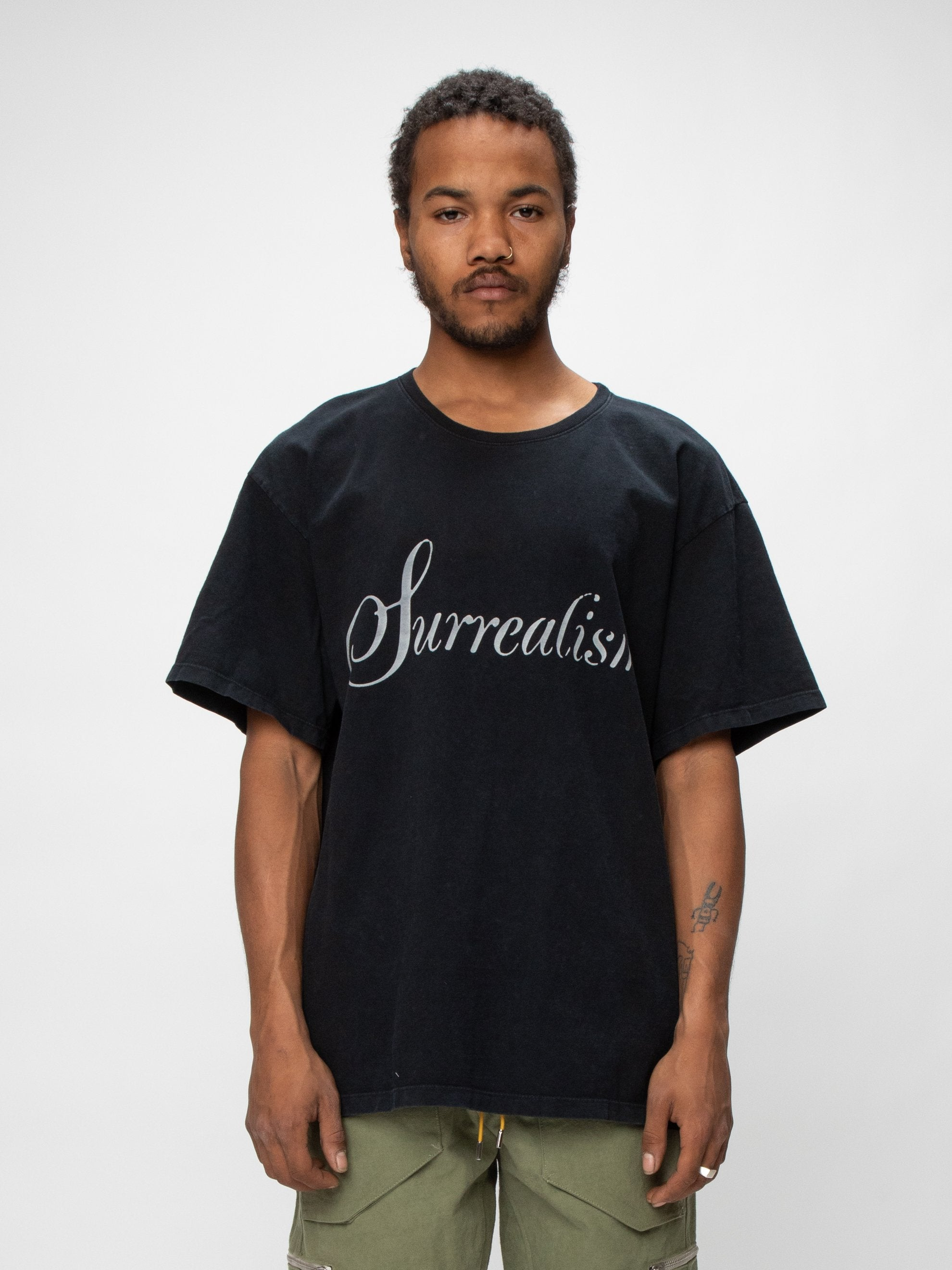 Black Surrealism T-Shirt 2