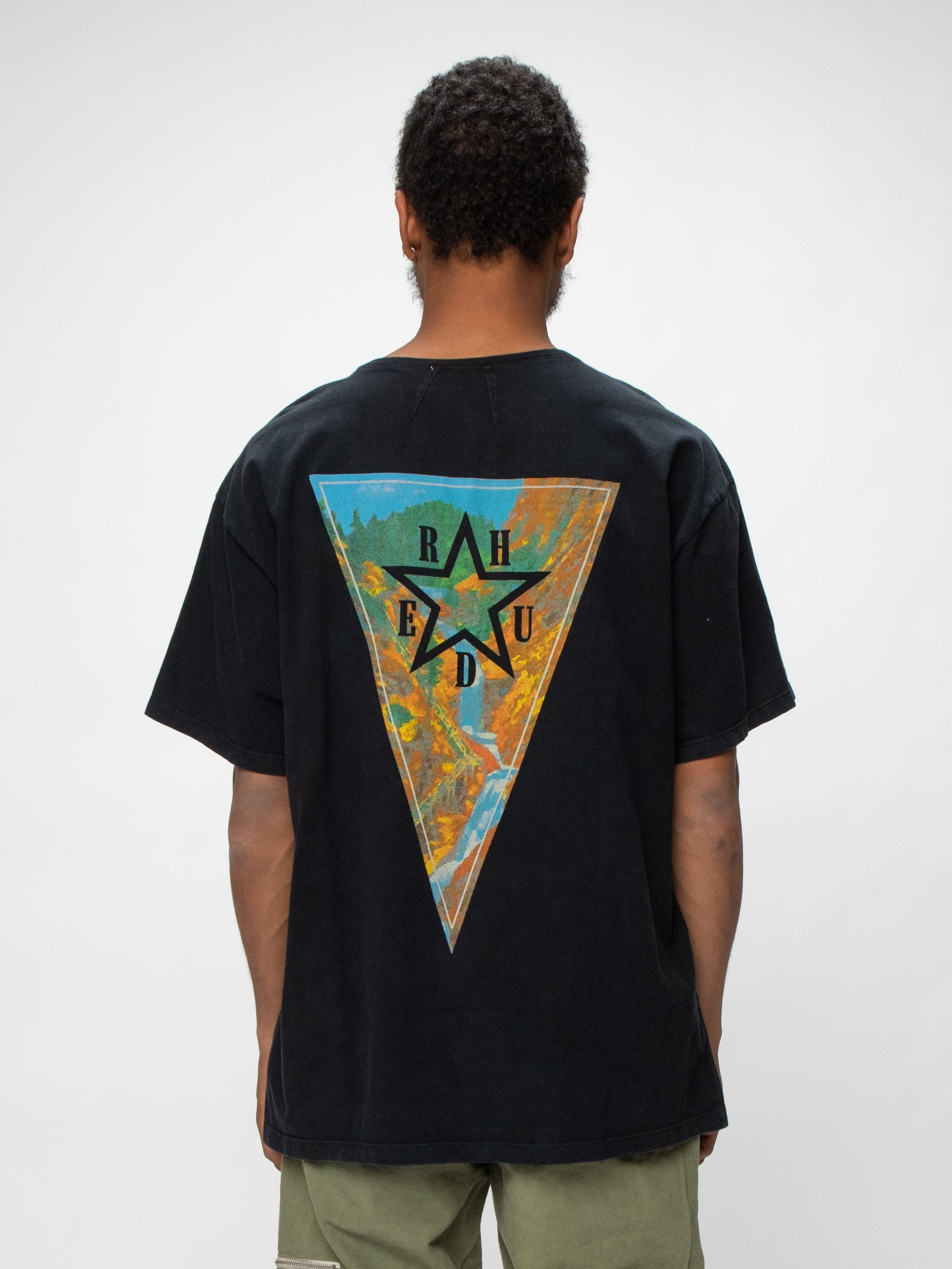 Black Surrealism T-Shirt 6
