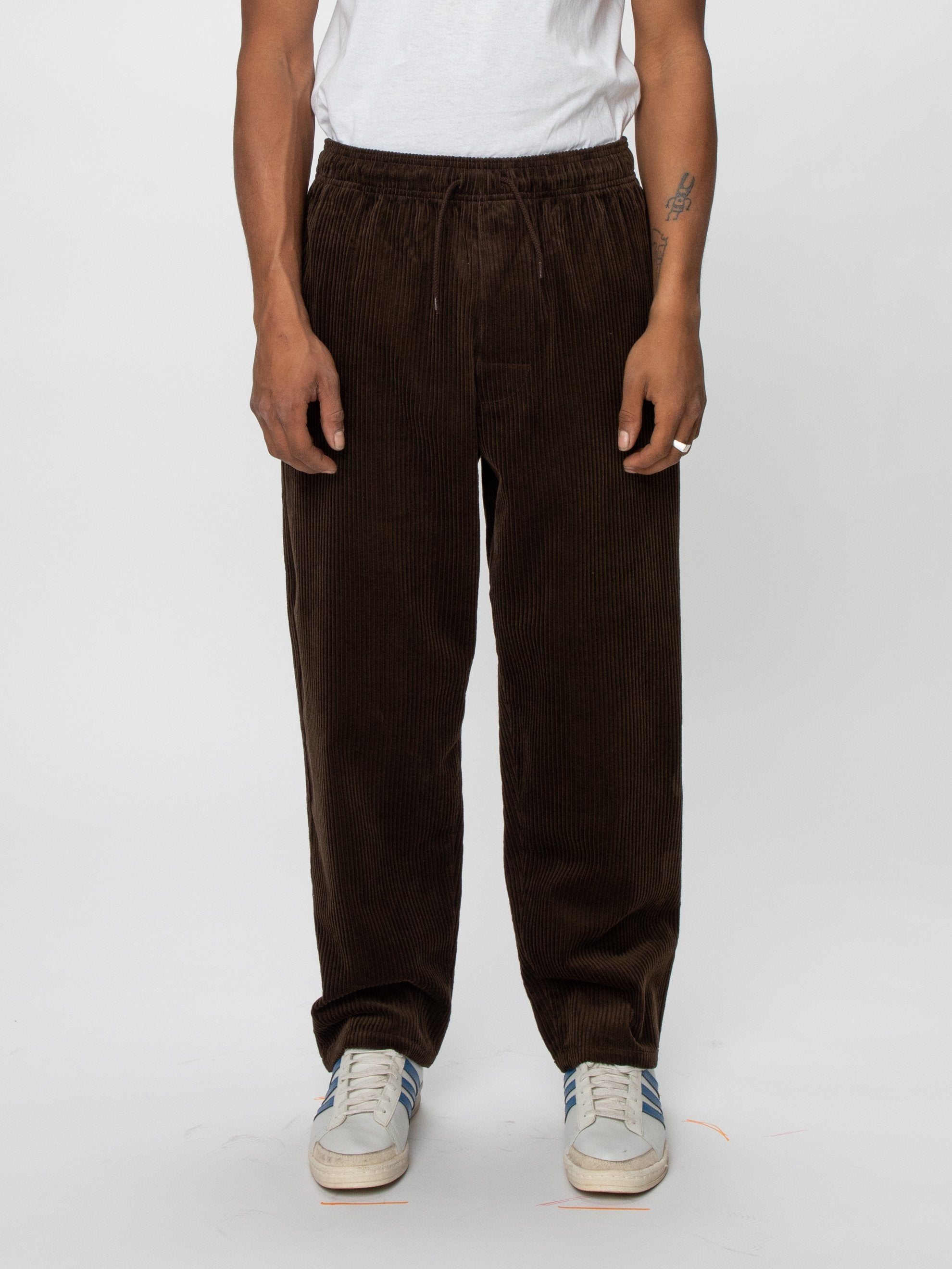 Brown Chef Trousers 2