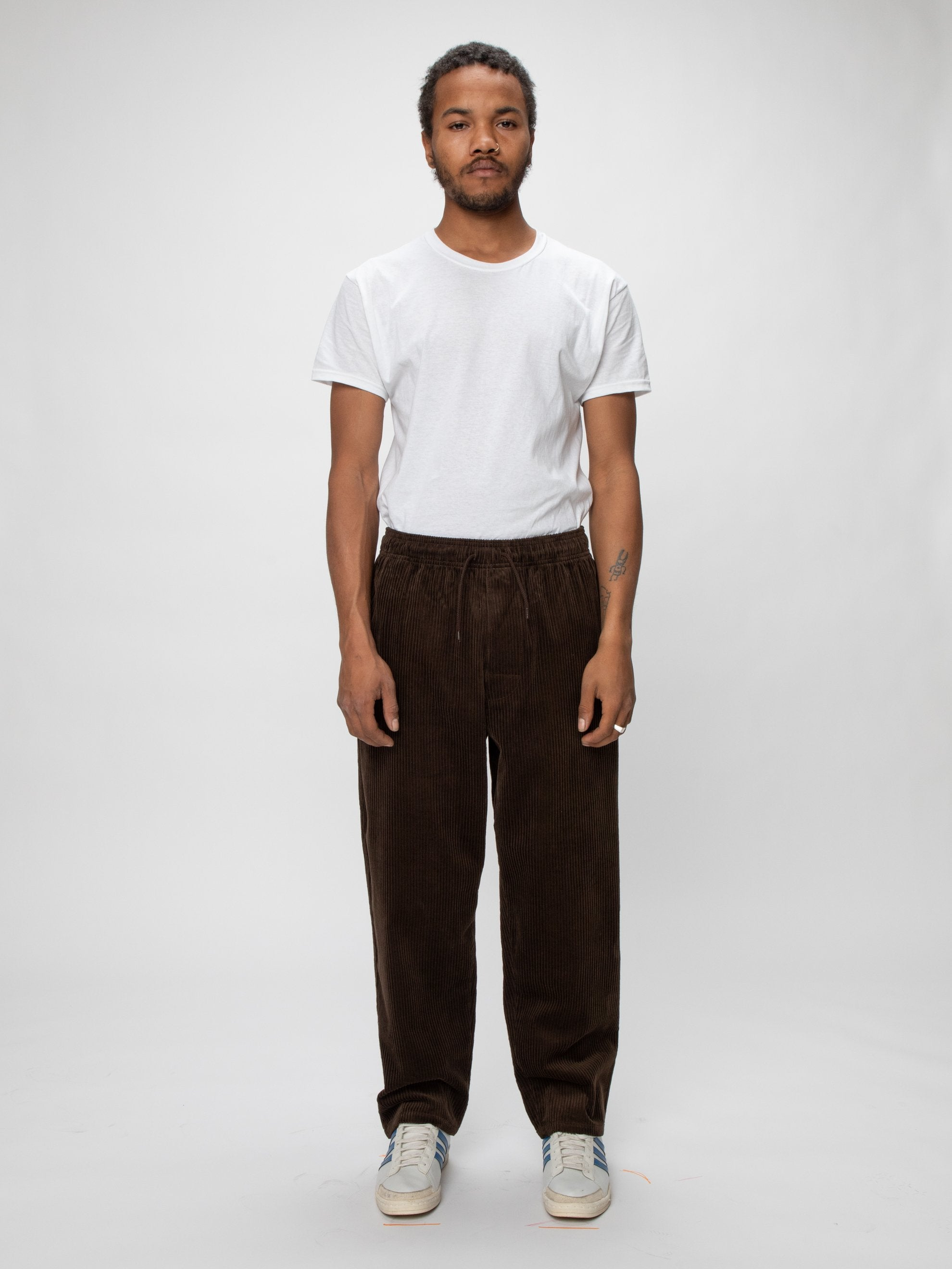Brown Chef Trousers 3