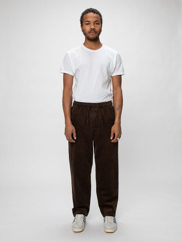 Brown Chef Trousers 316100262150221