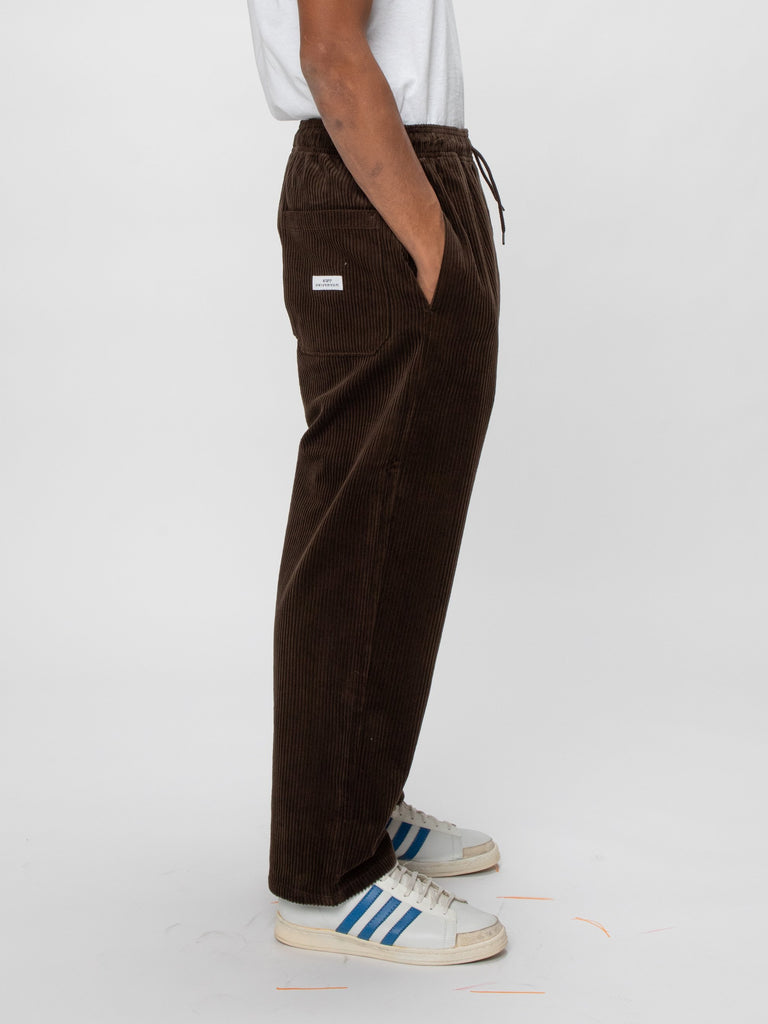 Brown Chef Trousers 416100262543437