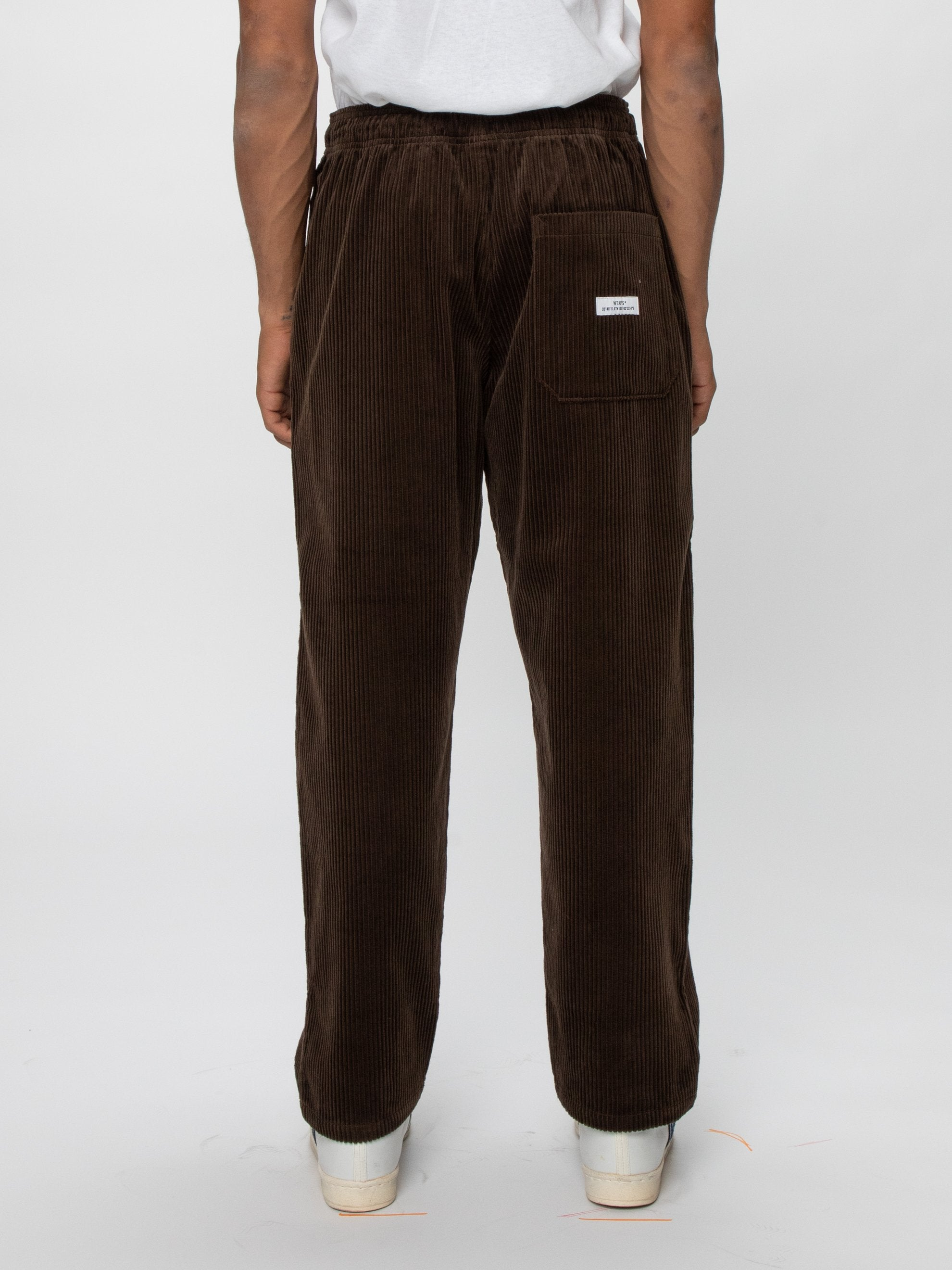 Brown Chef Trousers 5