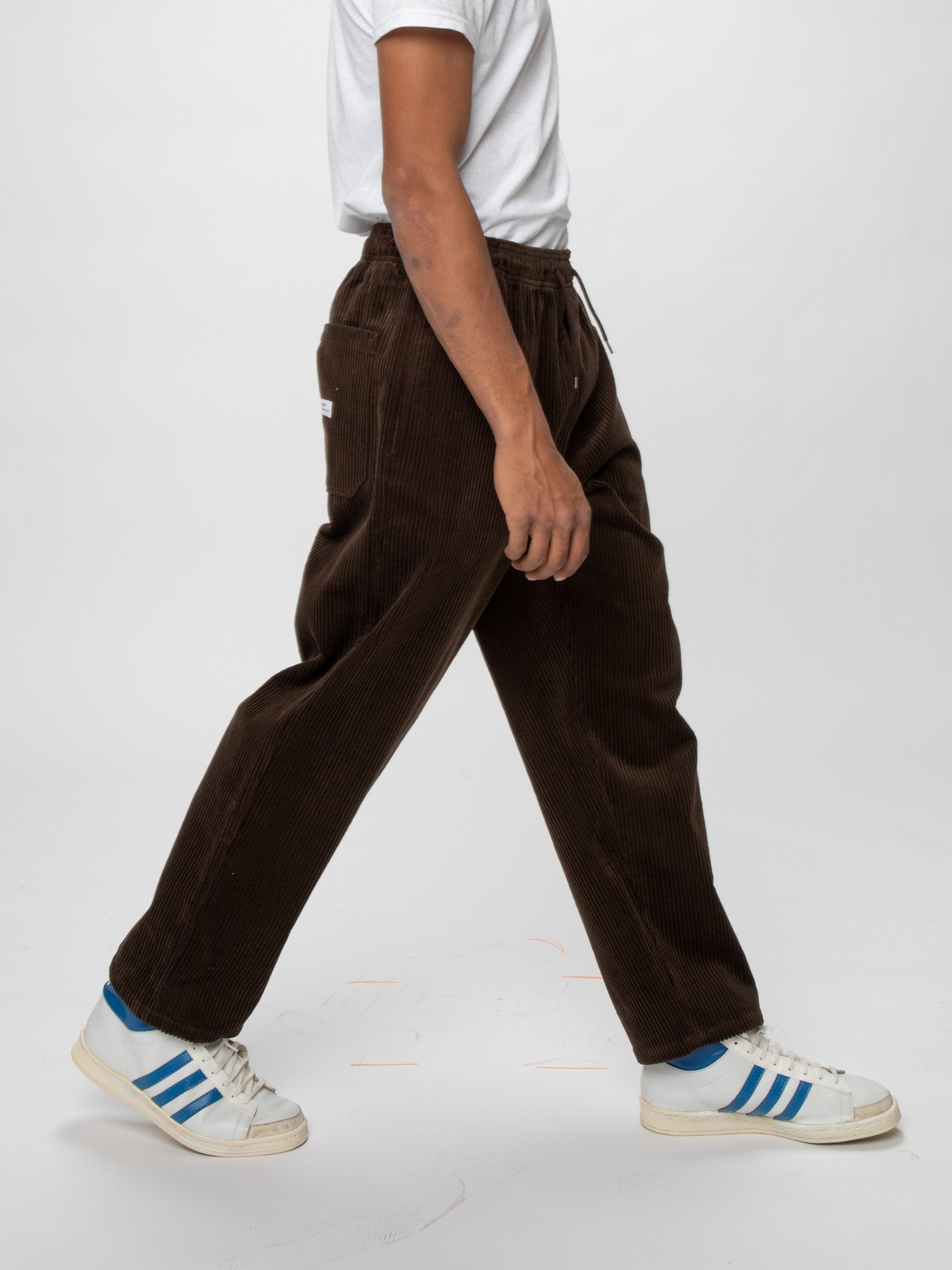 Brown Chef Trousers 6