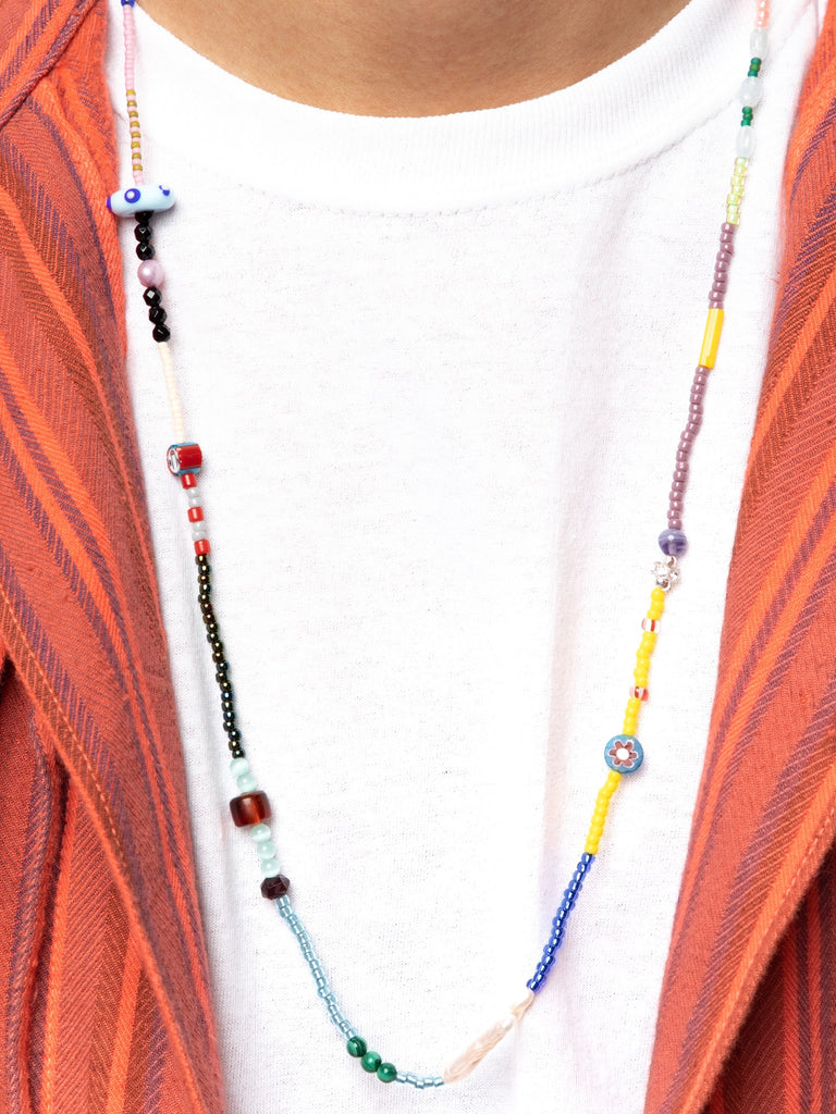 One Size Vibeswell Beaded Necklace 316077170311245