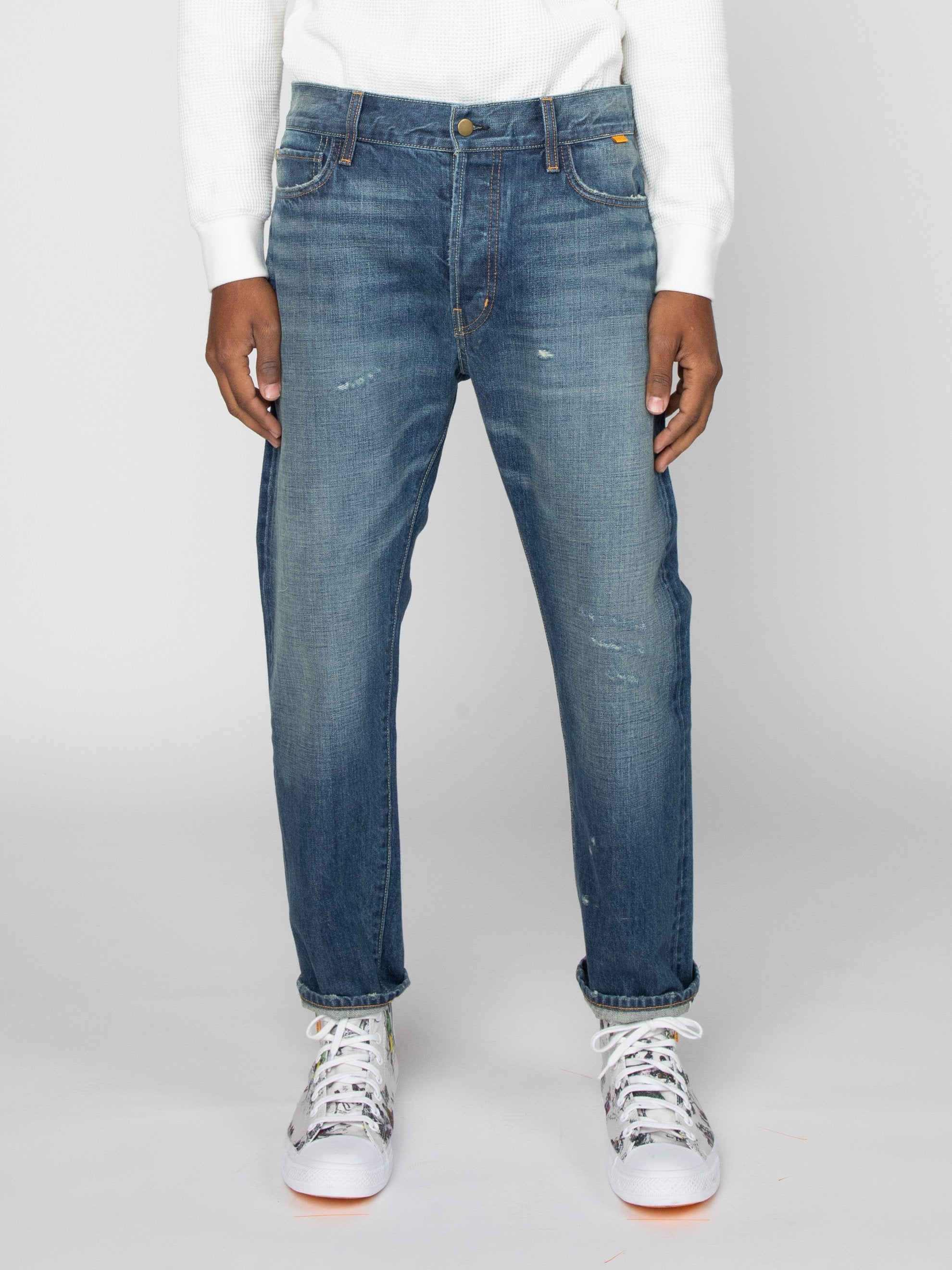 Indigo Union Denim 4