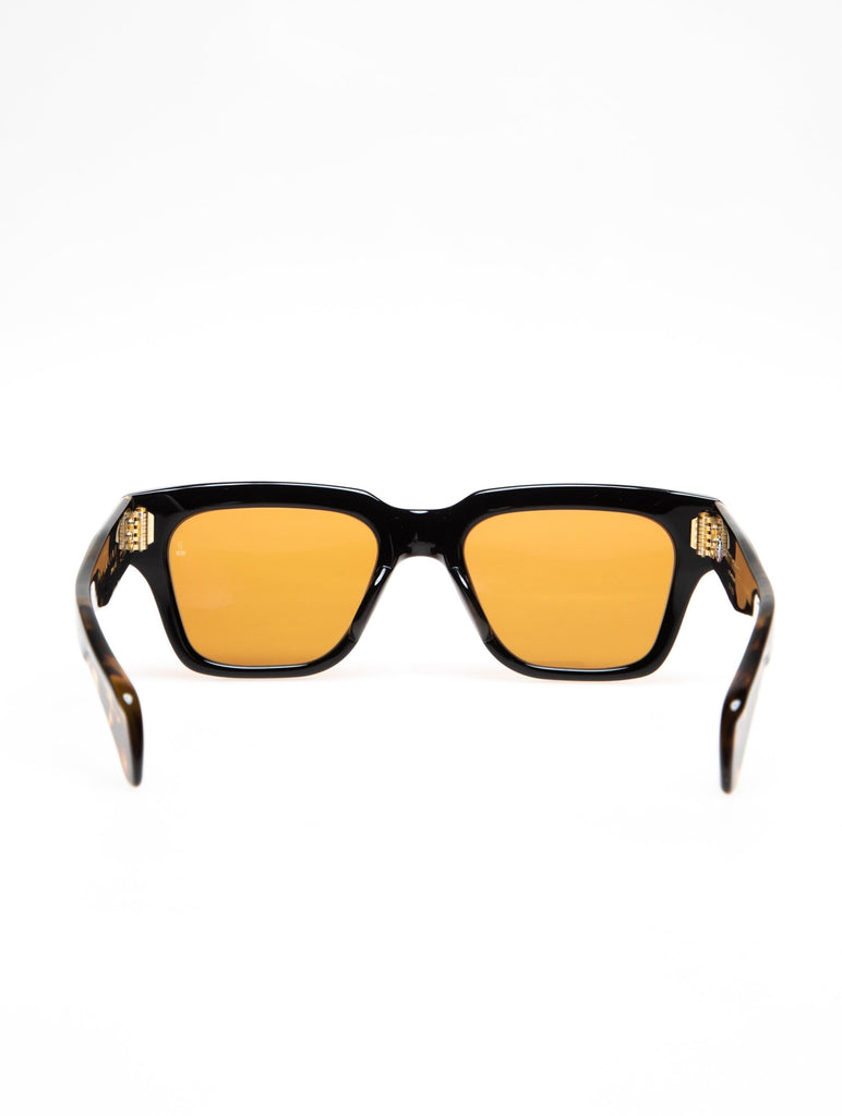 Orange CR39/ 18k Dark Gold Fellini Noir 515915688886349