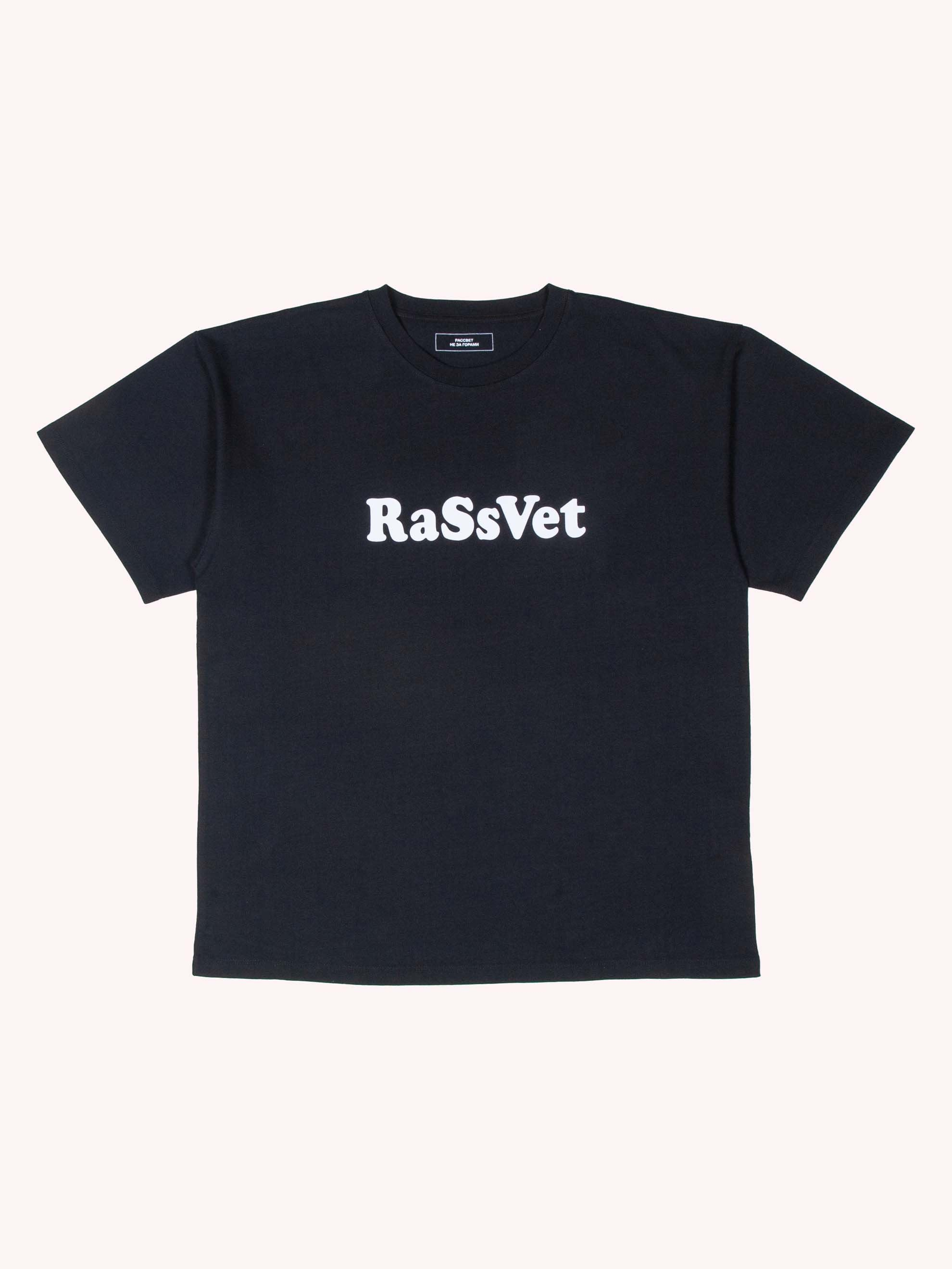 Black Rassvet T-Shirt 1