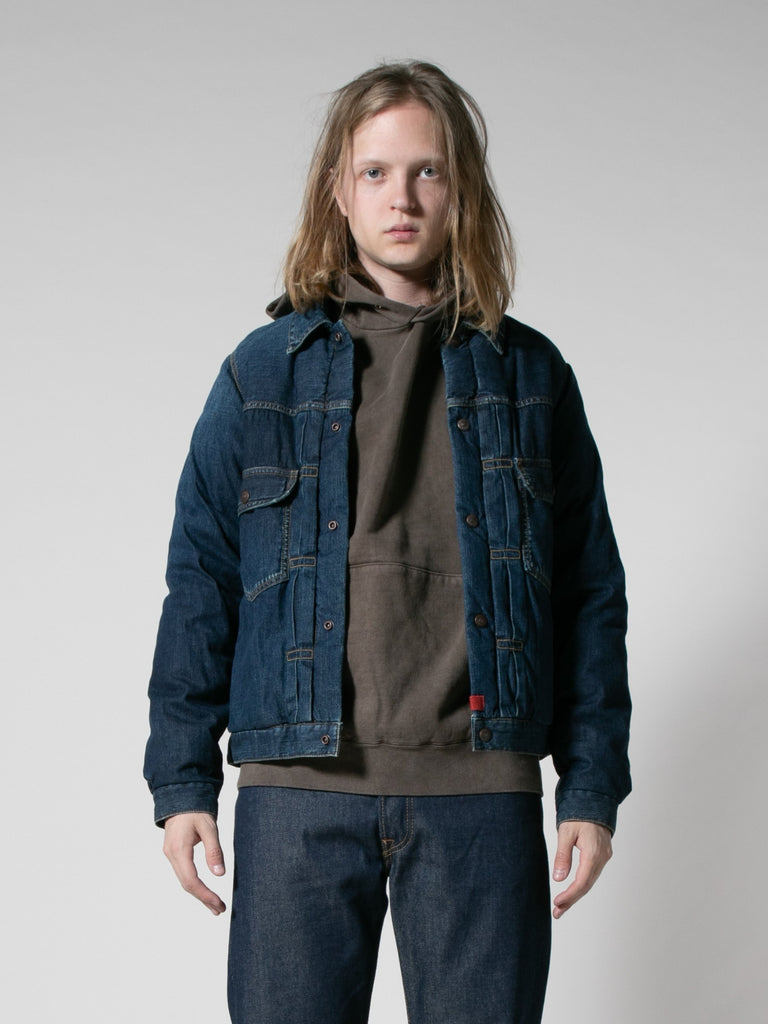 SS 101 Down Damaged Jacket