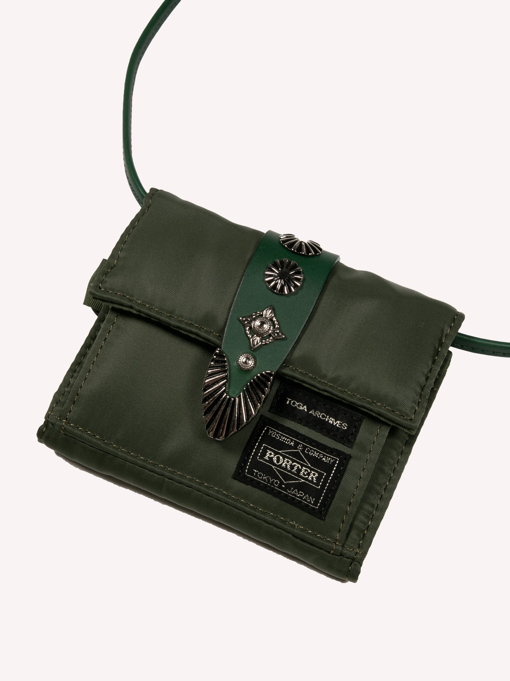 Toga X Porter Shoulder Wallet
