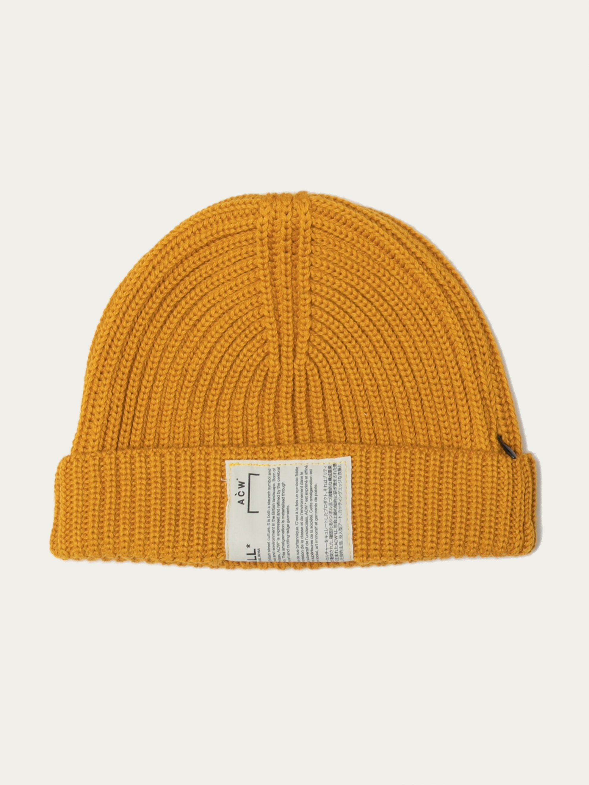 Invisible Zip Beanie