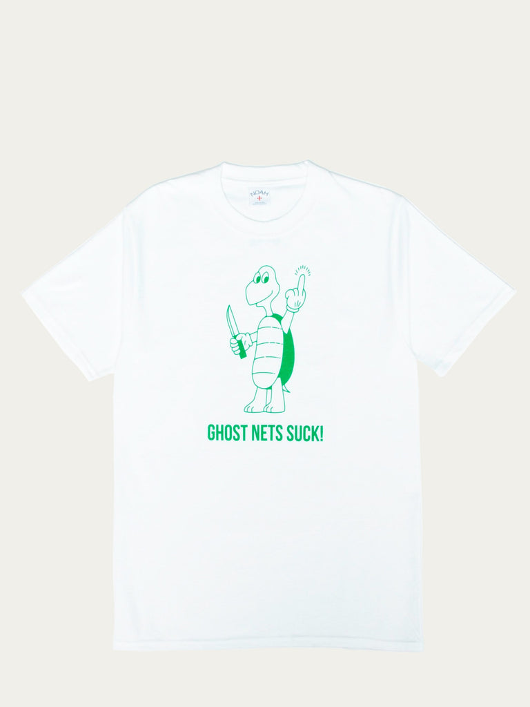 Ghost Nets Suck T-Shirt
