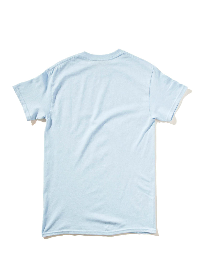 Blue Groovy Call Me T-Shirt 623723738185