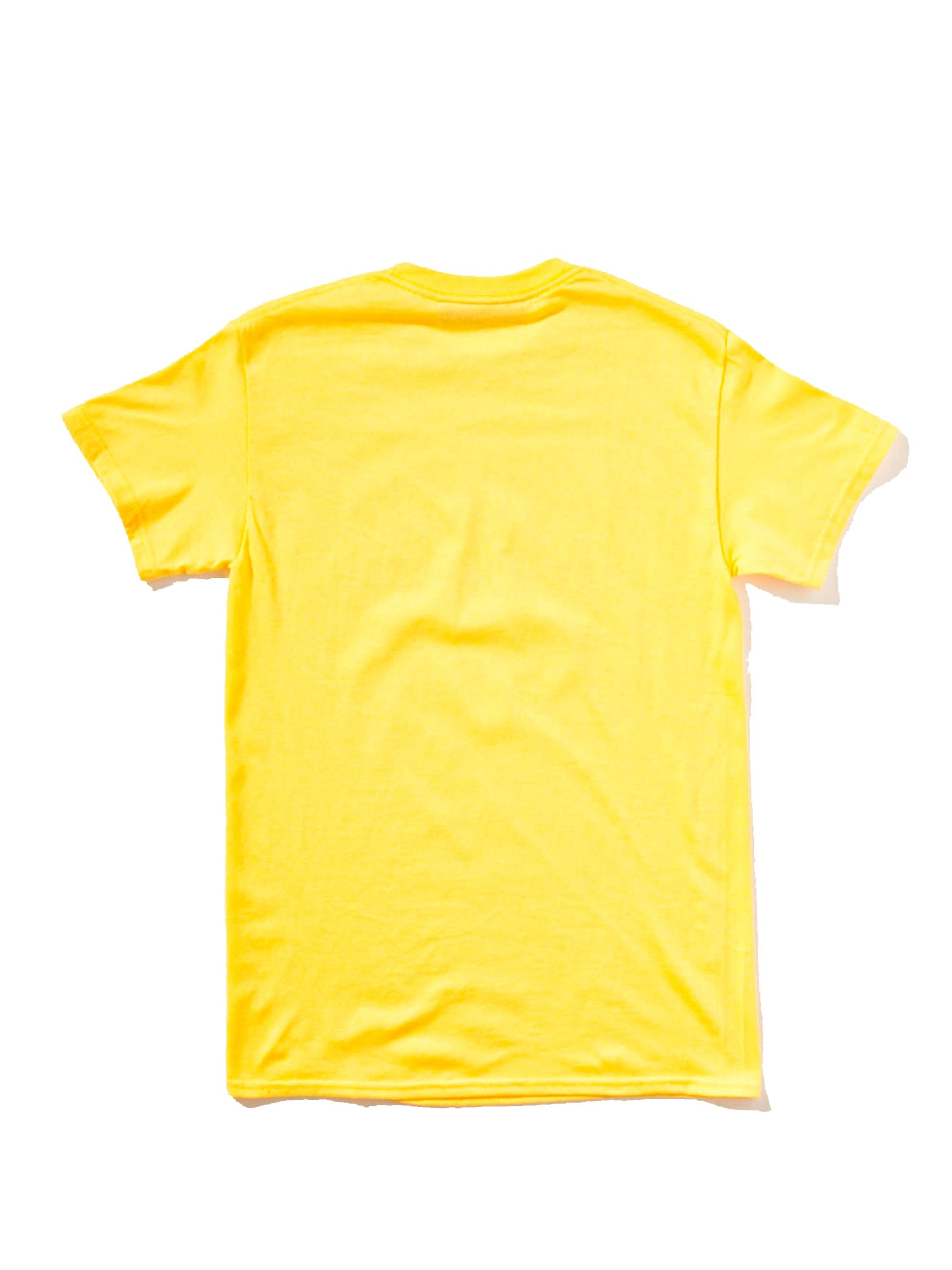 Blue Groovy Call Me T-Shirt 8