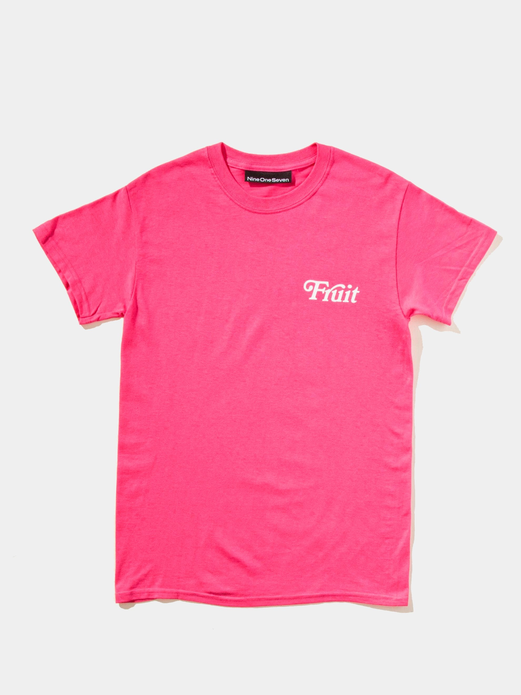 Pink Fruit T-Shirt 1