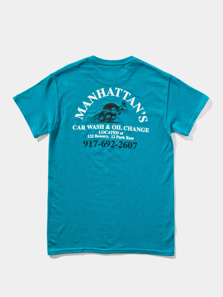 Manhattan Car Wash T-Shirt