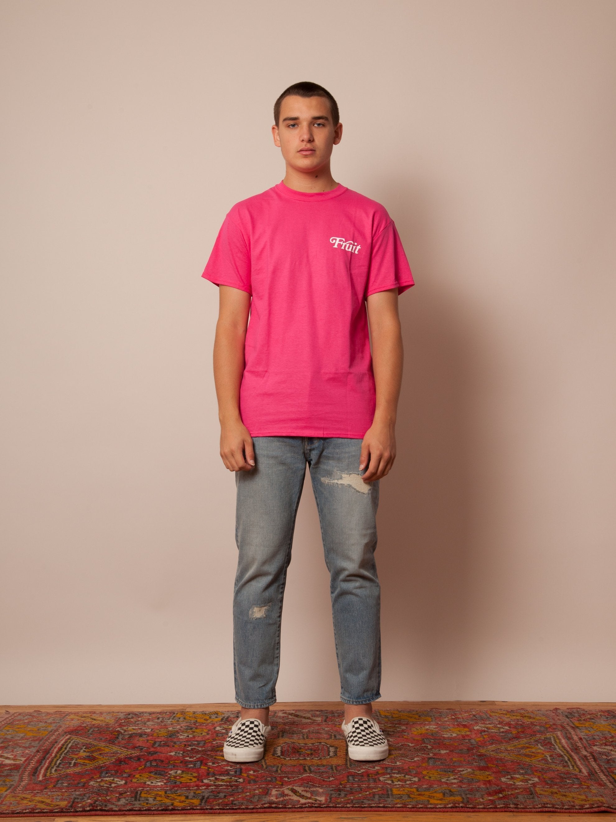 Pink Fruit T-Shirt 2