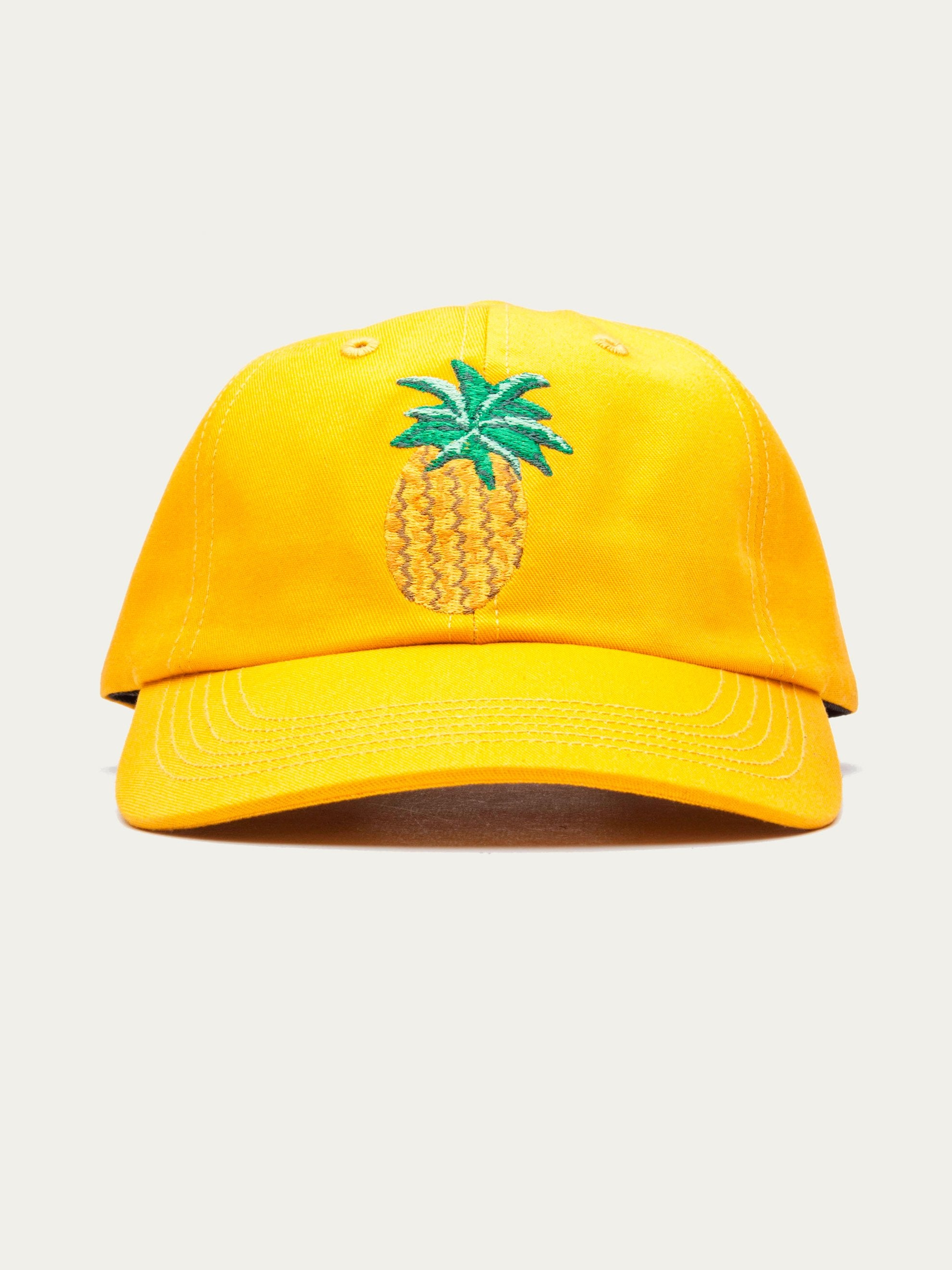 Yellow Pineapple Hat 4