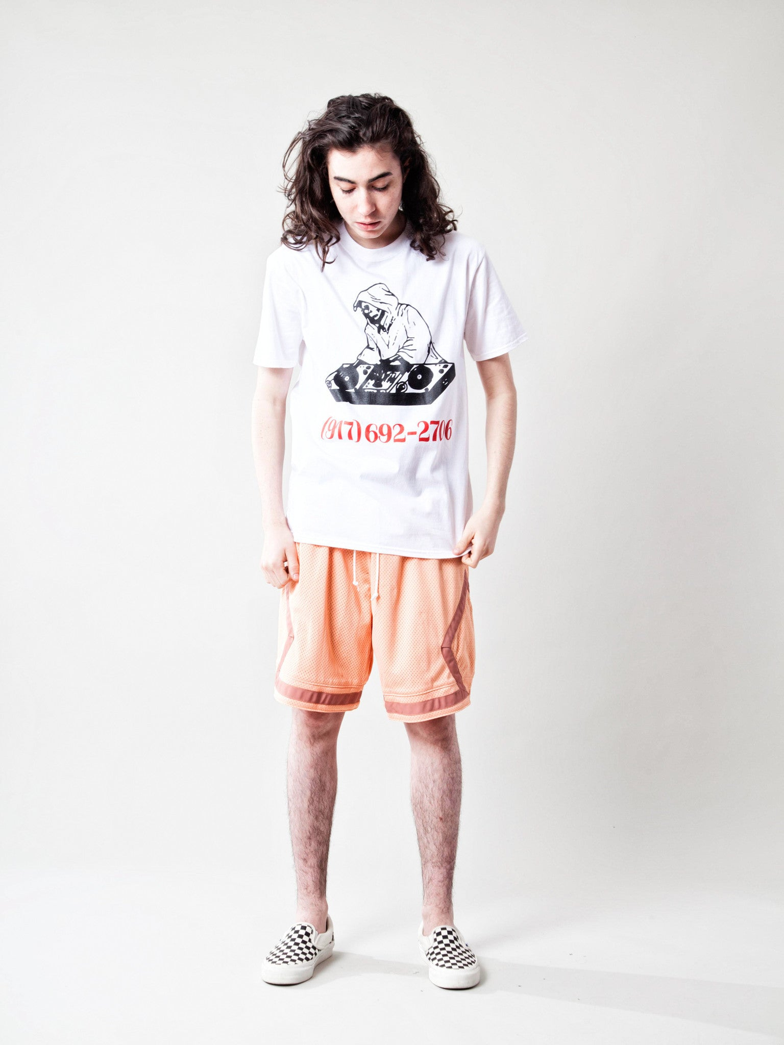 XL ABC x Eric Emanuel Shorts 5