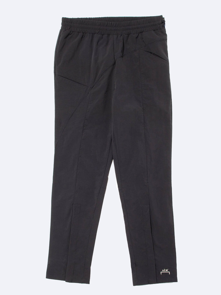 Woven Pant Curved Stitch Track Pants