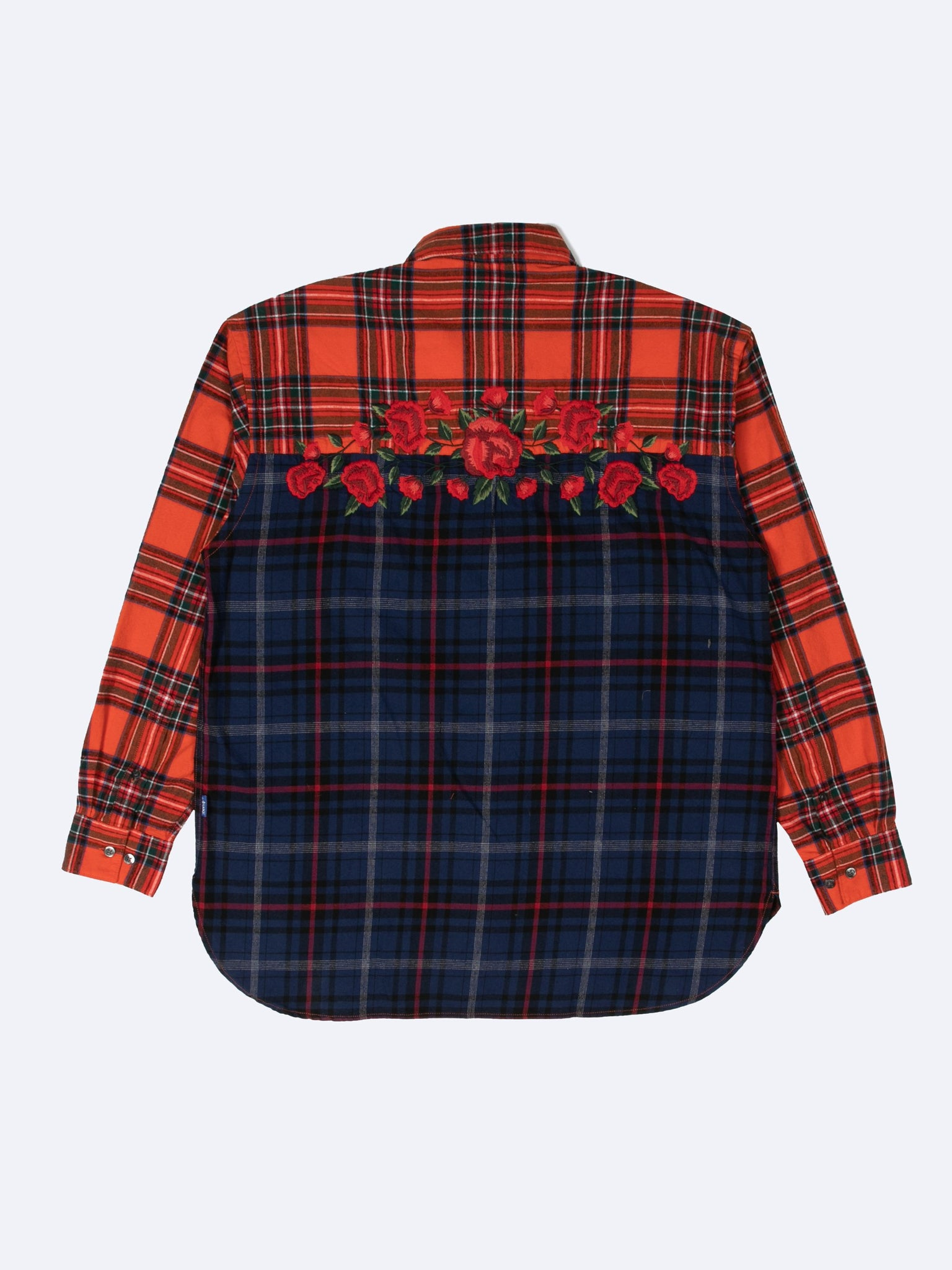embroidered-rose-flannel