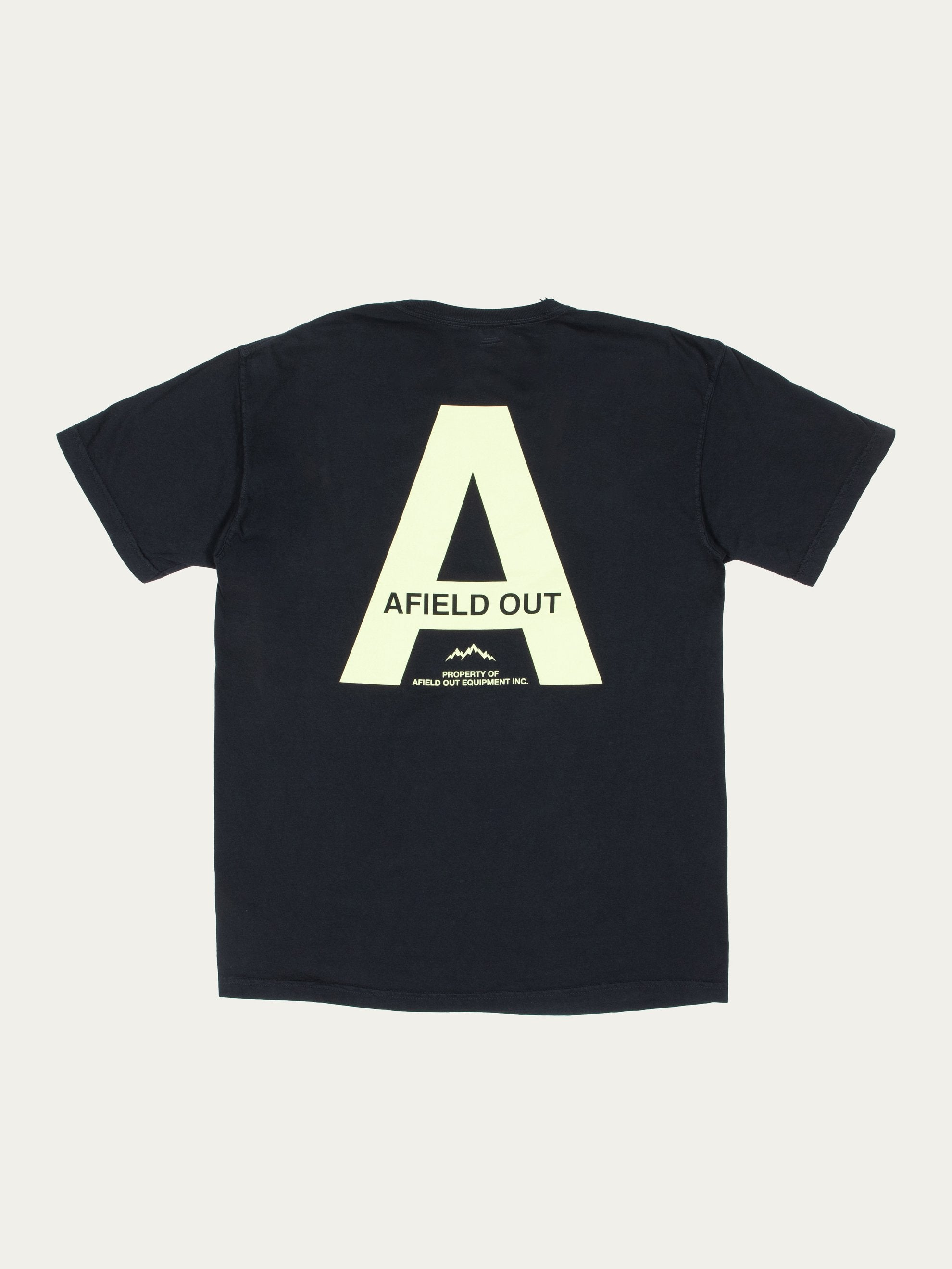 Black Alpine T-Shirt 1