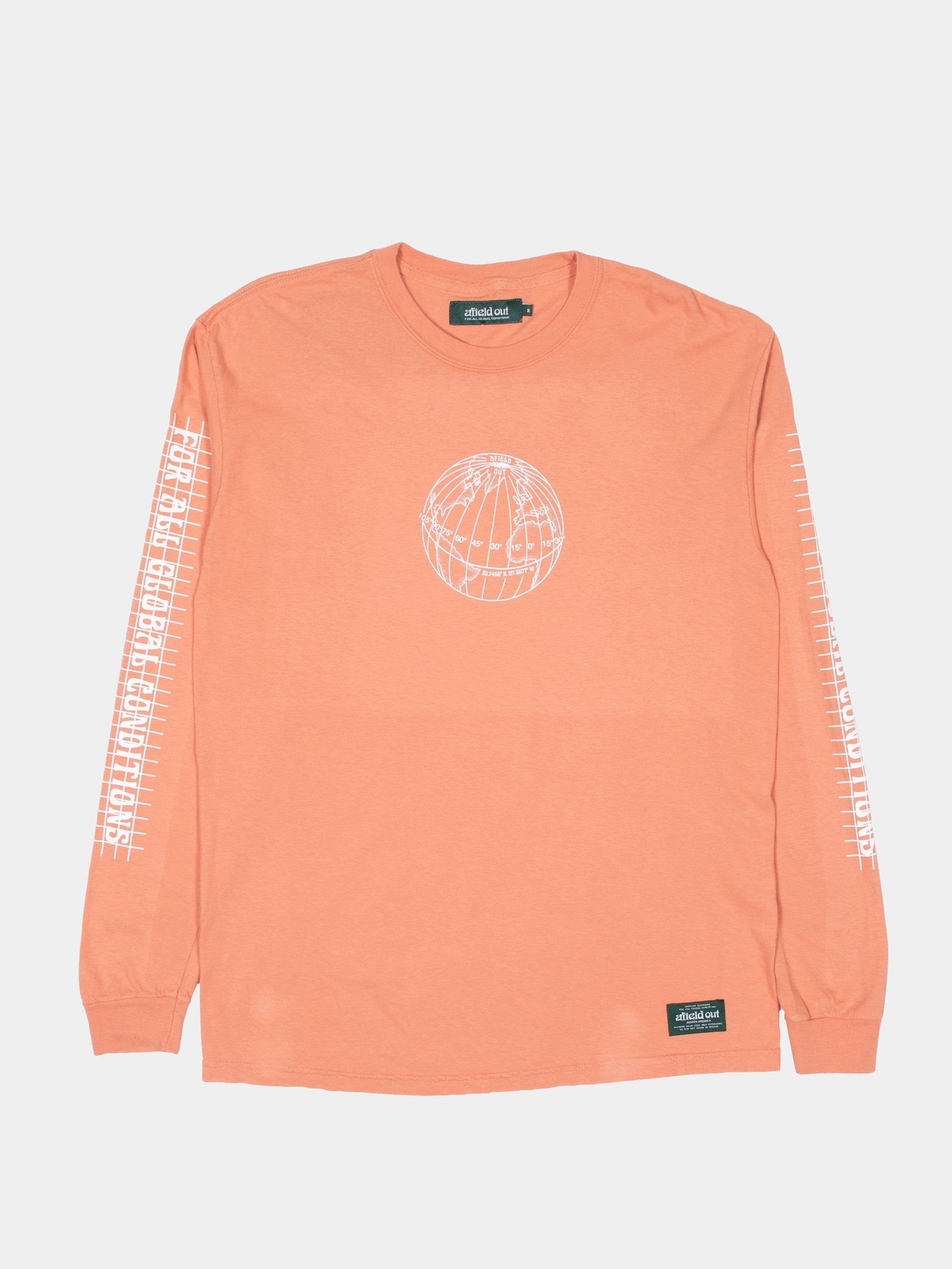 Terracotta Equator L/S T-Shirt 1