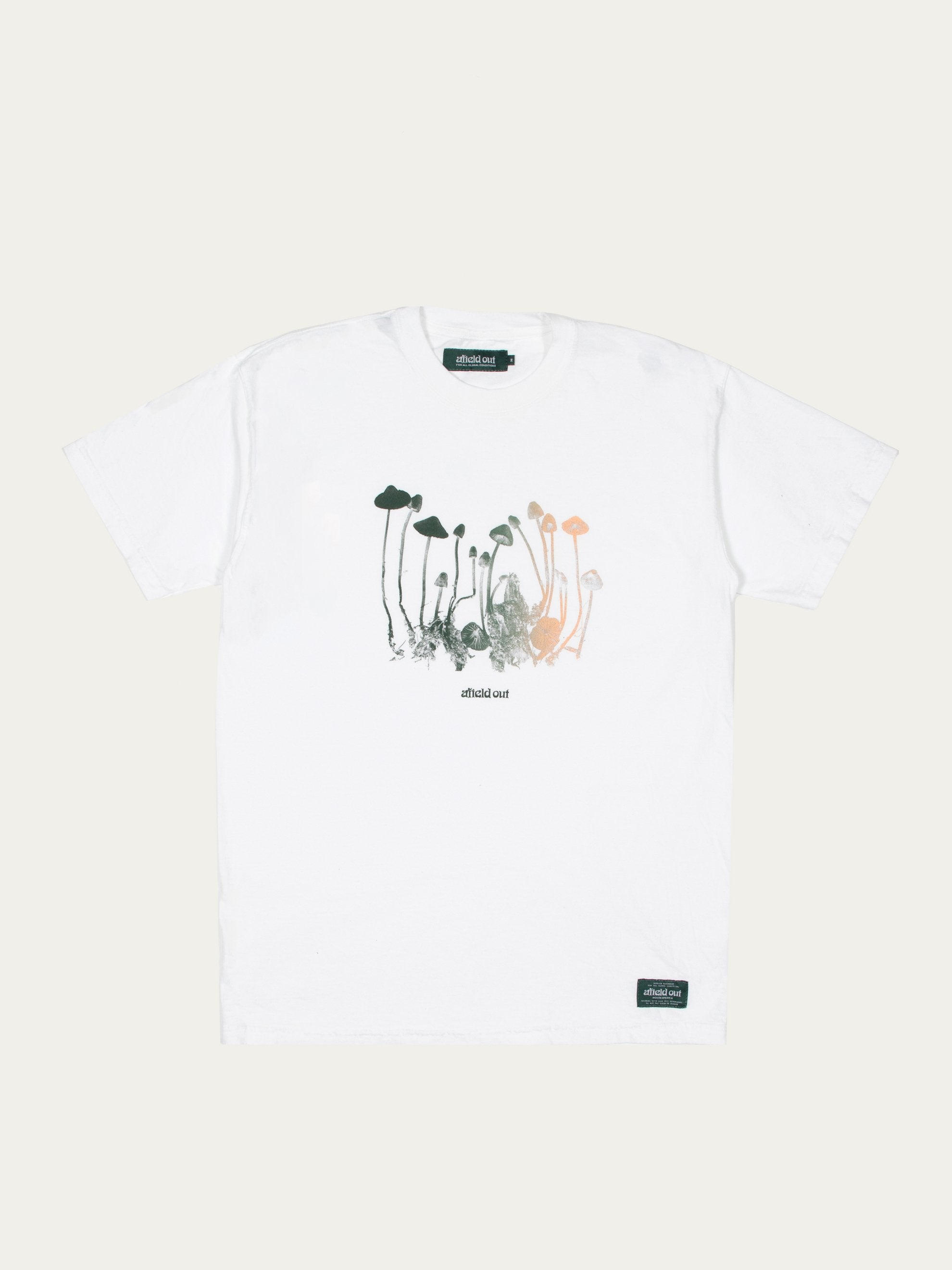 White Hallucinate T-Shirt 1