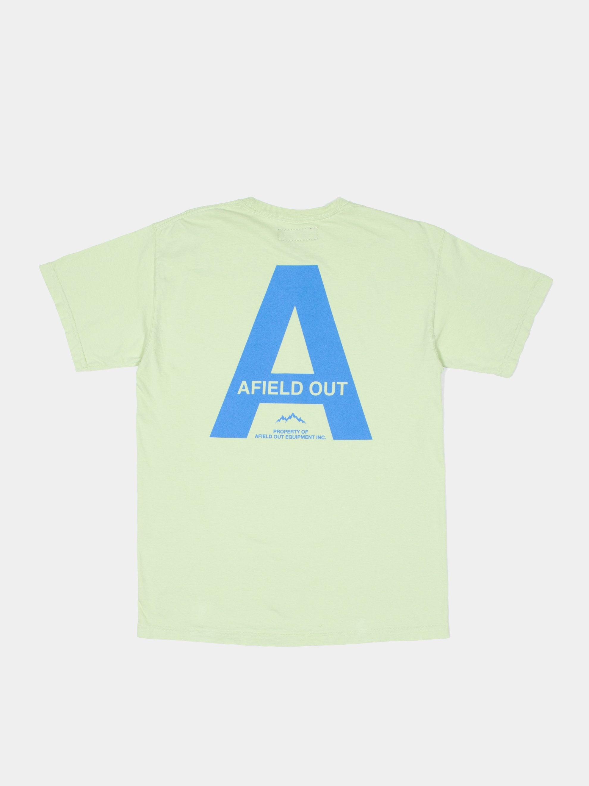Mint Alpine T-Shirt 1