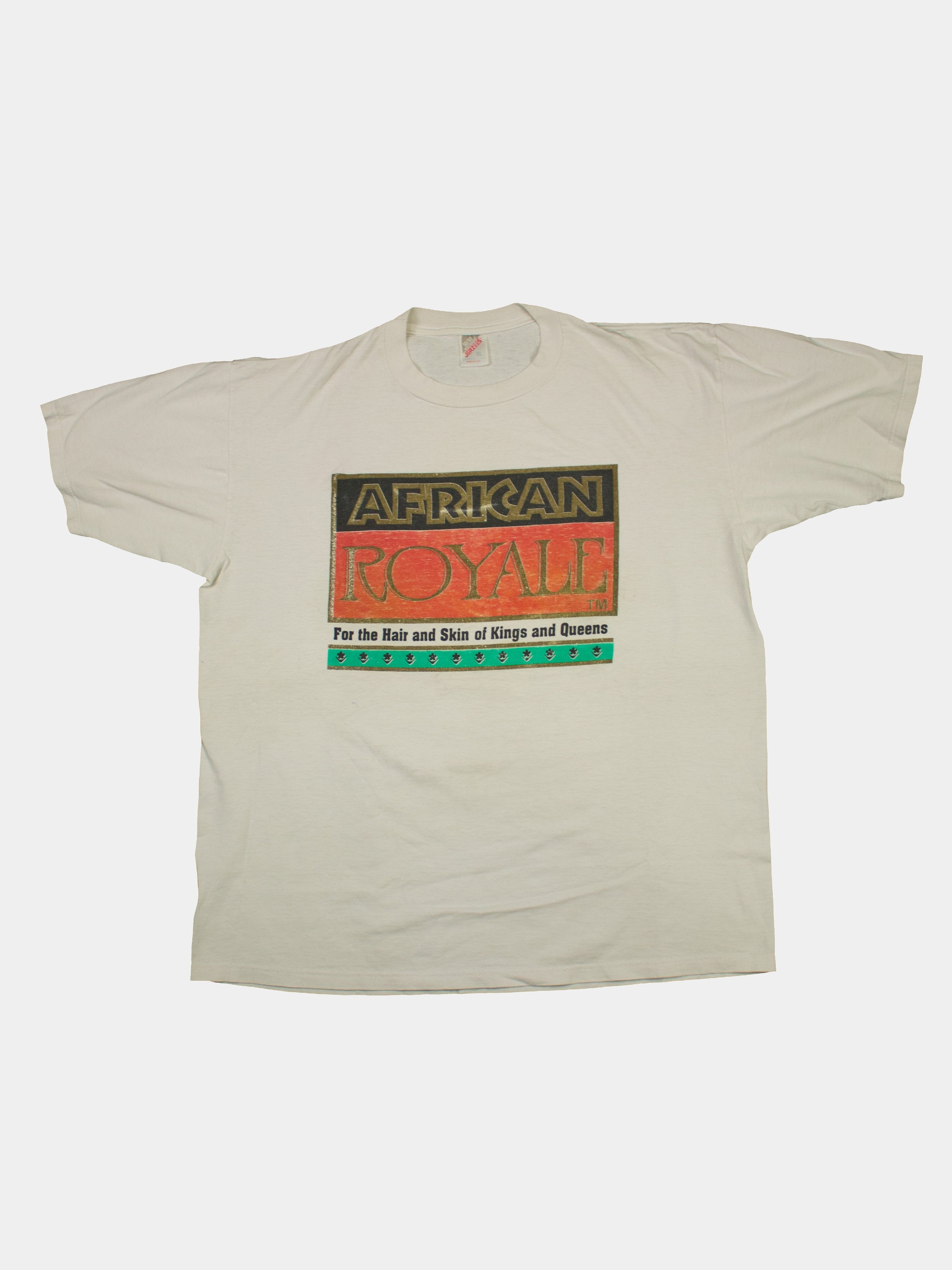 1980's African Royale T-Shirt