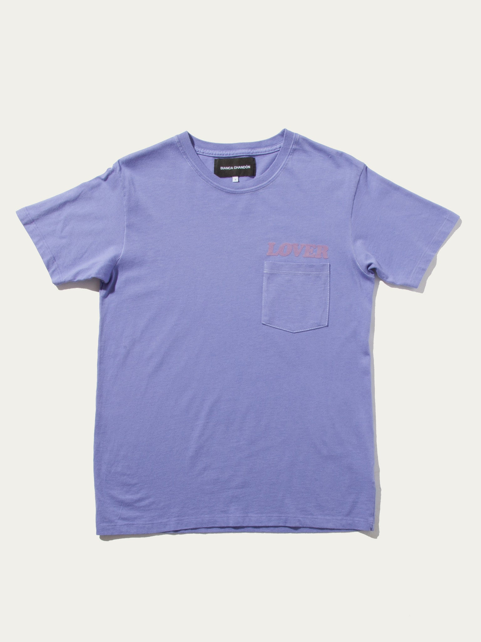 Lavender LOVER Pocket T-Shirt 6