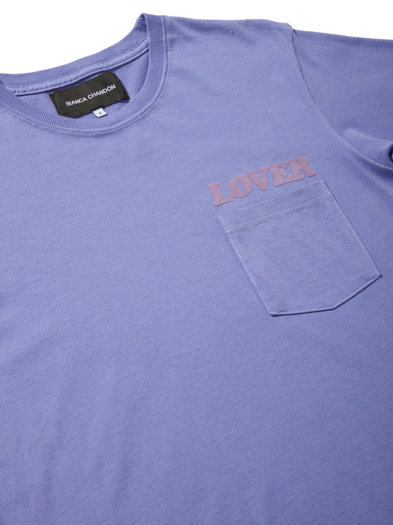 Lavender LOVER Pocket T-Shirt 819224832585