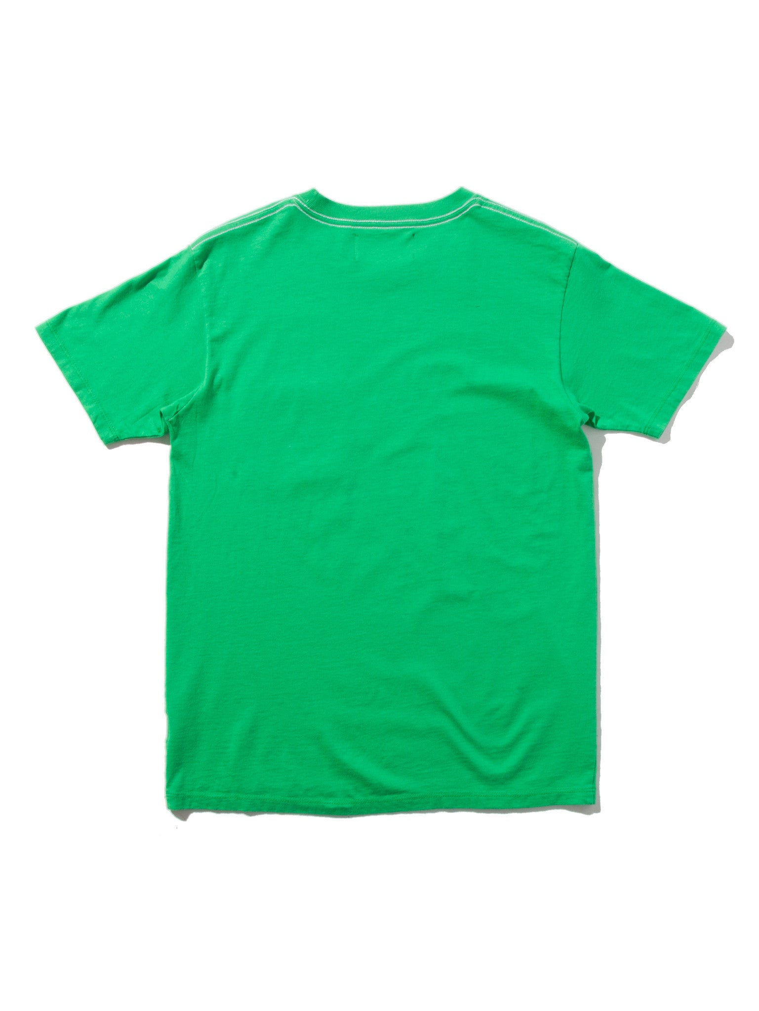 Kelly Green LOVER Pocket T-Shirt 2