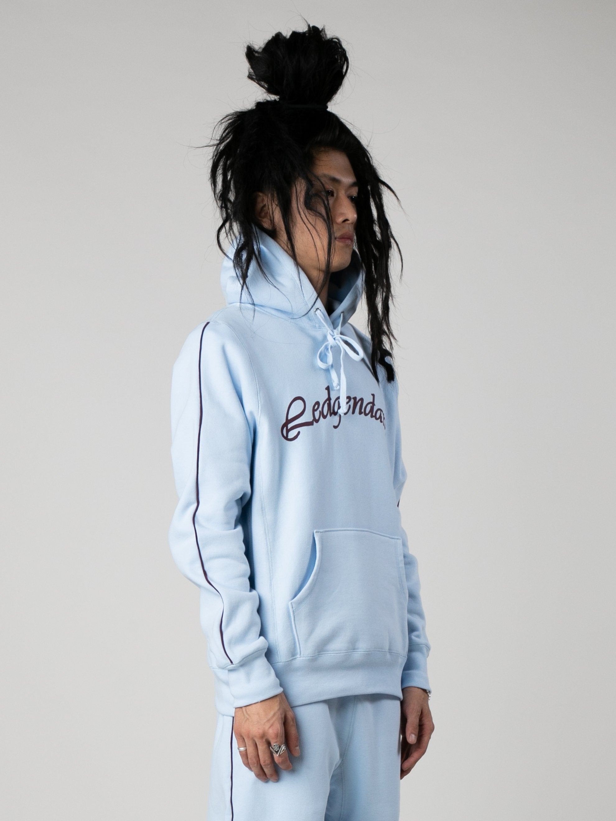 Baby Blue House Of Bianca Pull Over Hood 4