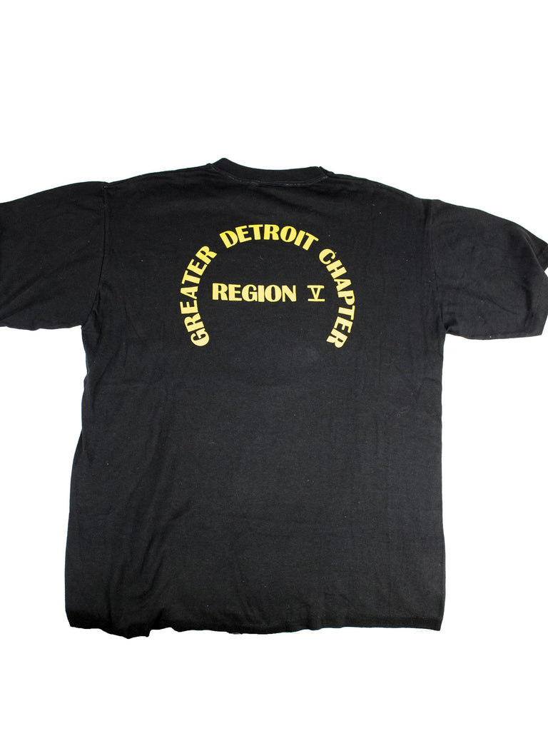 Black 1980's Blacks in Big Government T-Shirt 222357683657