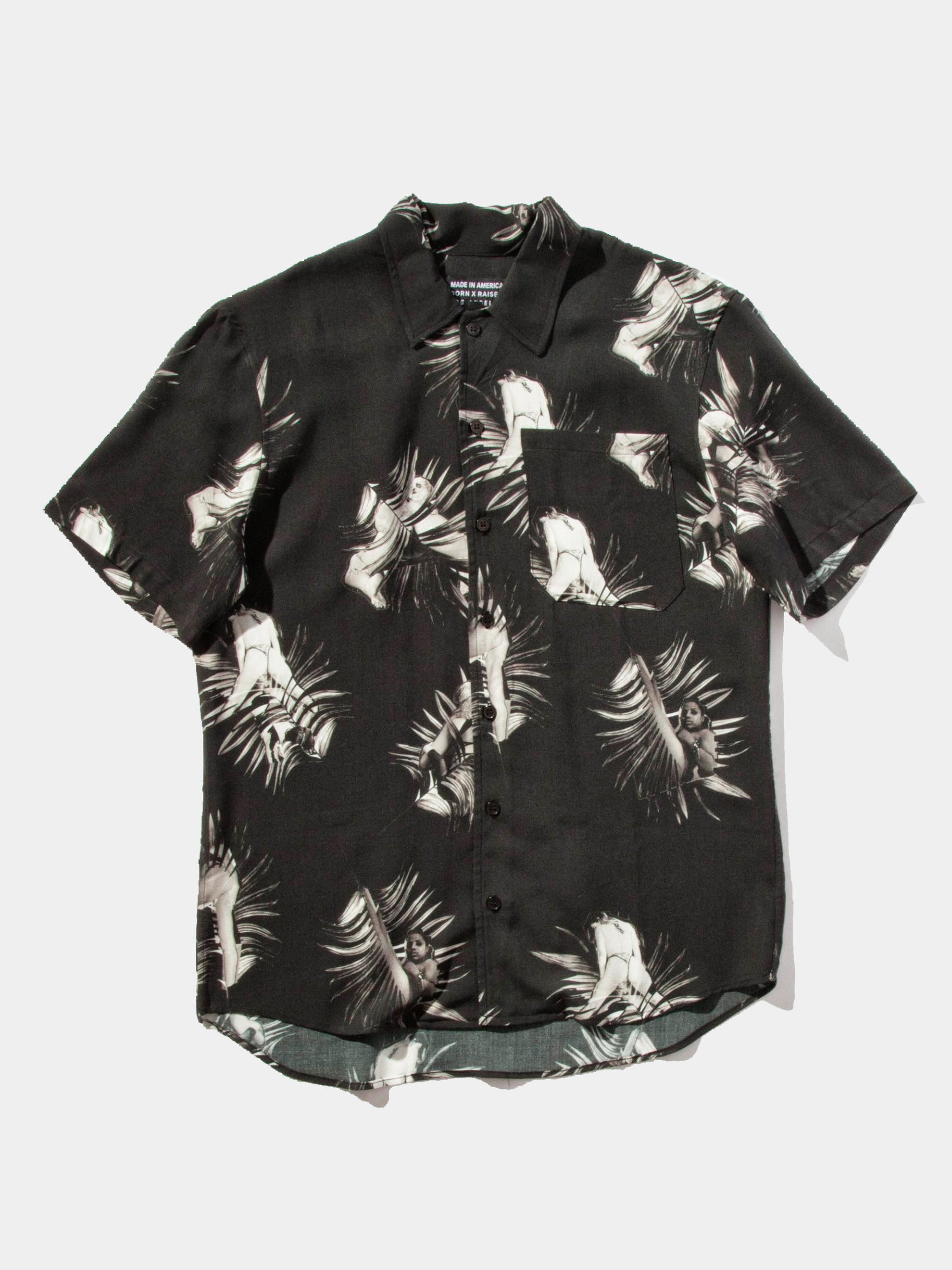 Hoffbrau Button Up Shirt