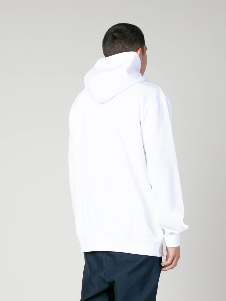White Hoody With Botter Badge 513570316337229