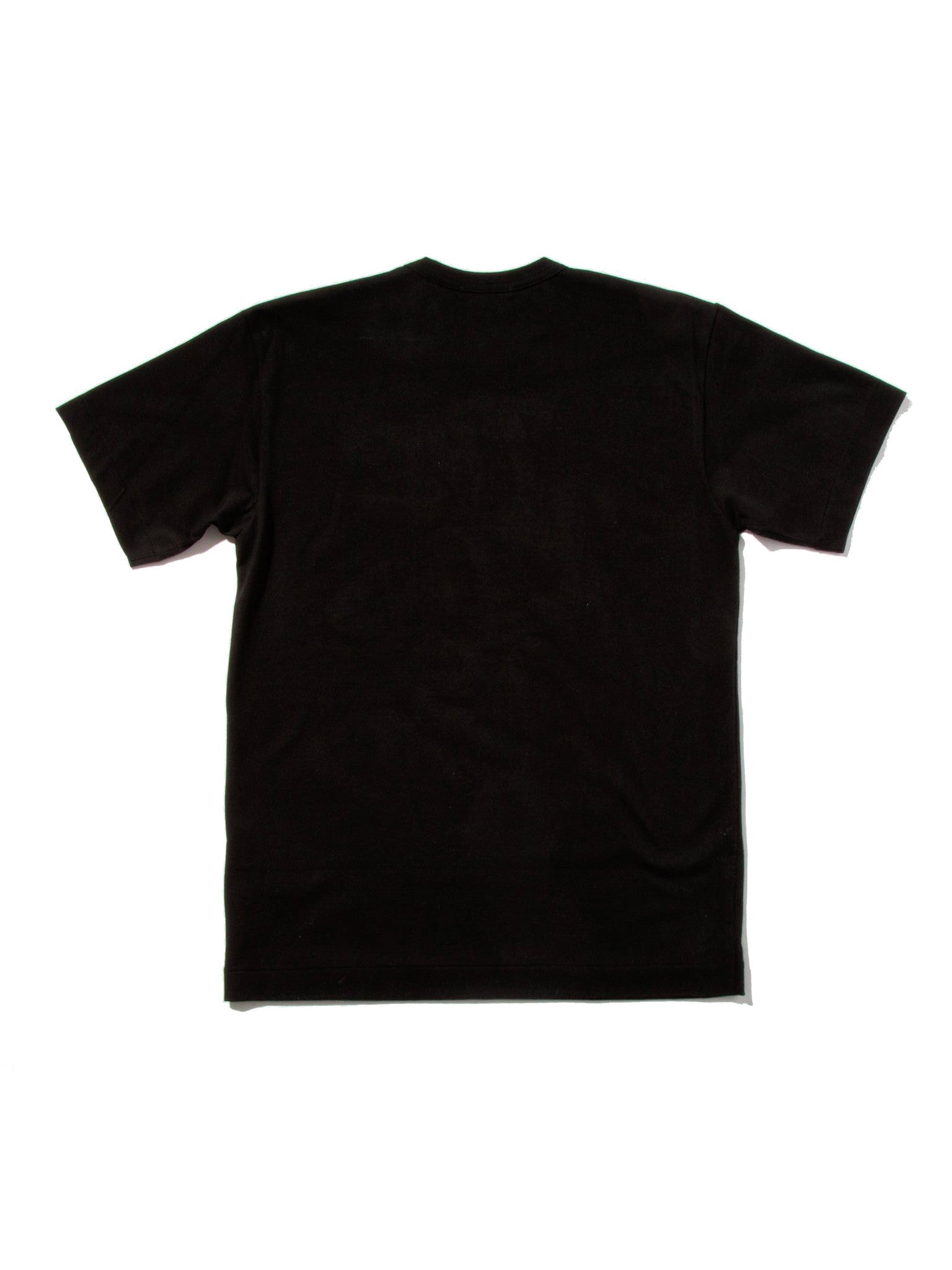 Black Printed T-Shirt 4