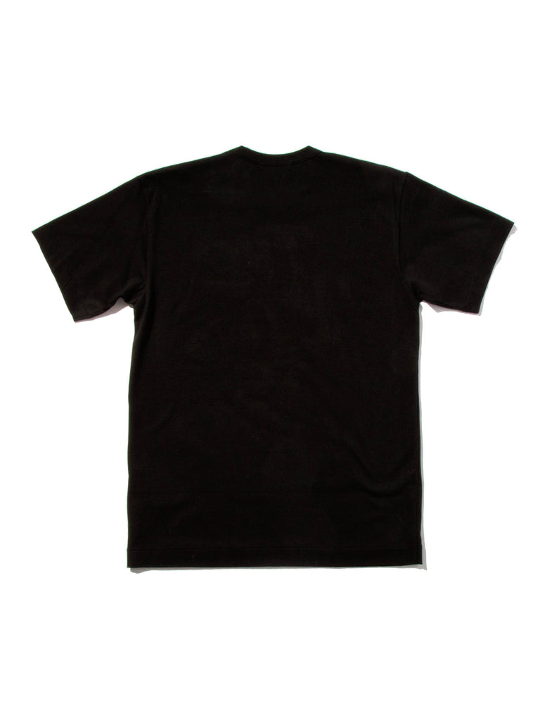 Black Printed T-Shirt 419526978889