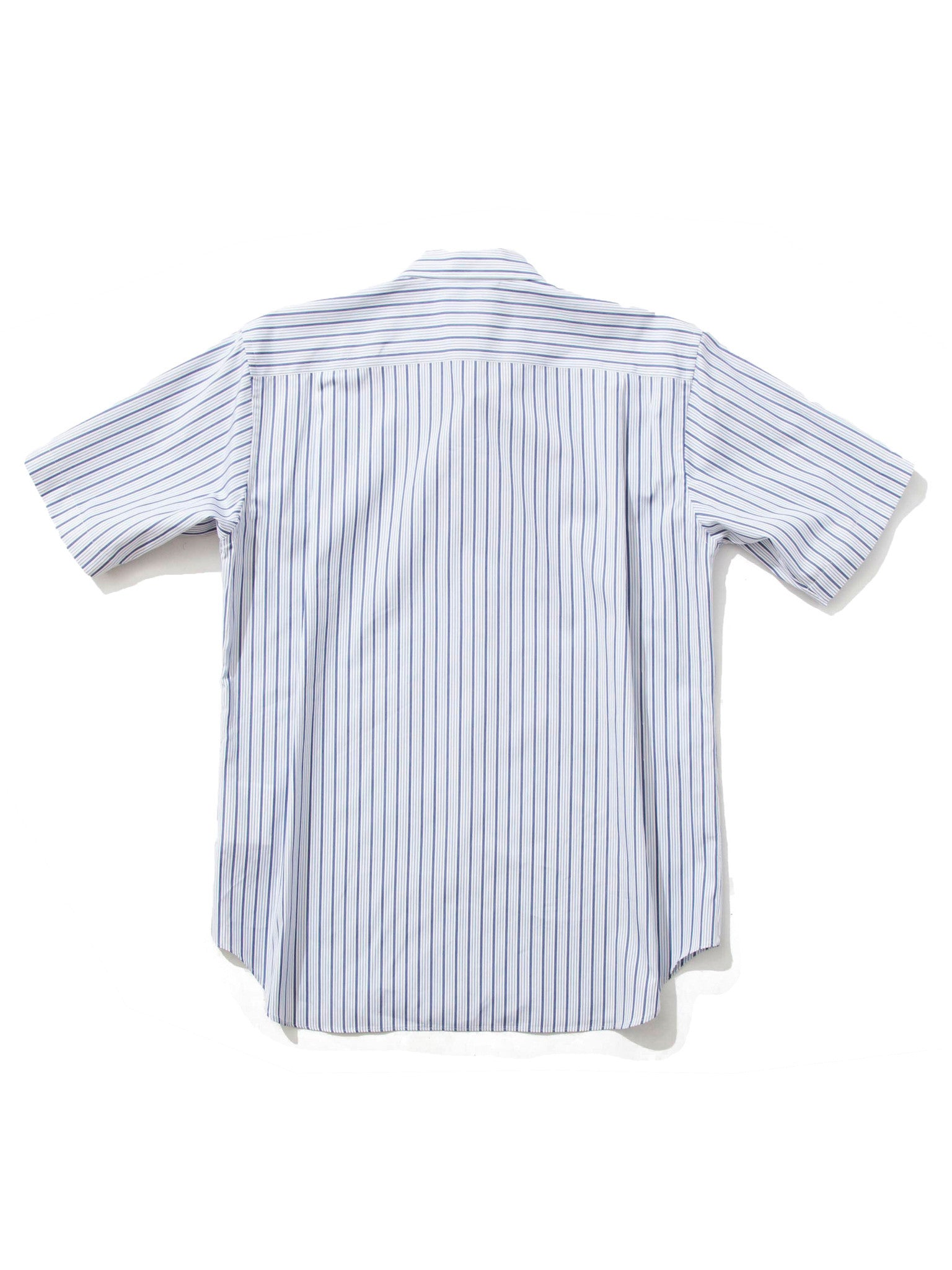 Stripe Short Sleeve Shirt