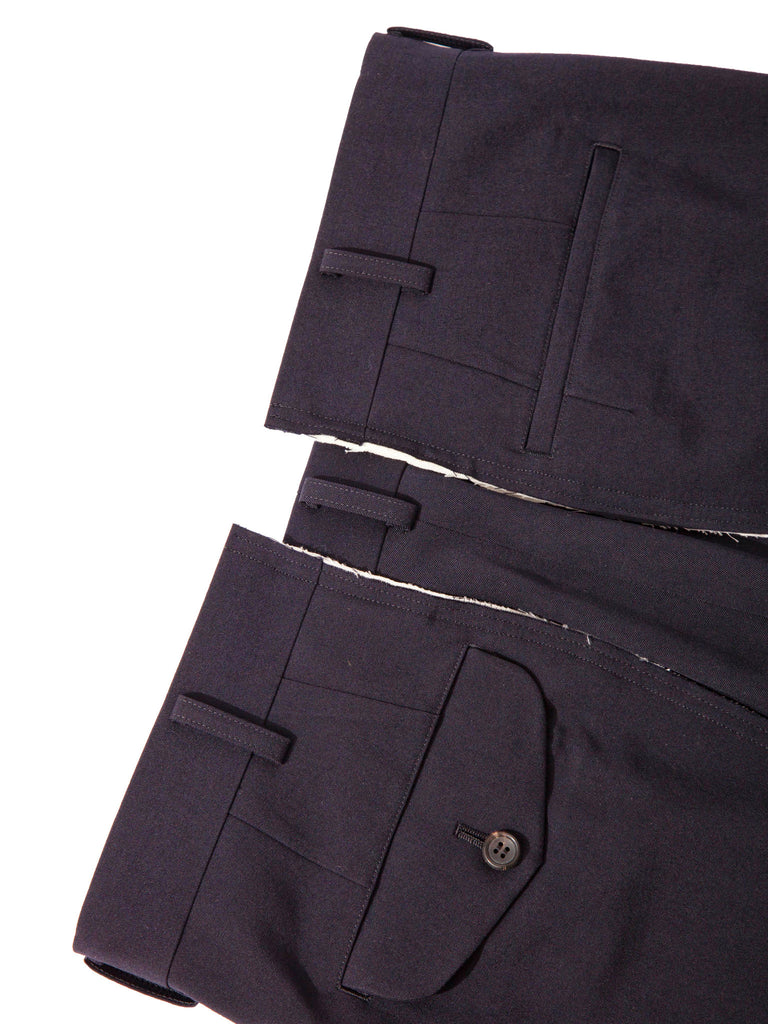 Navy Unconstructed Trouser 618408534793