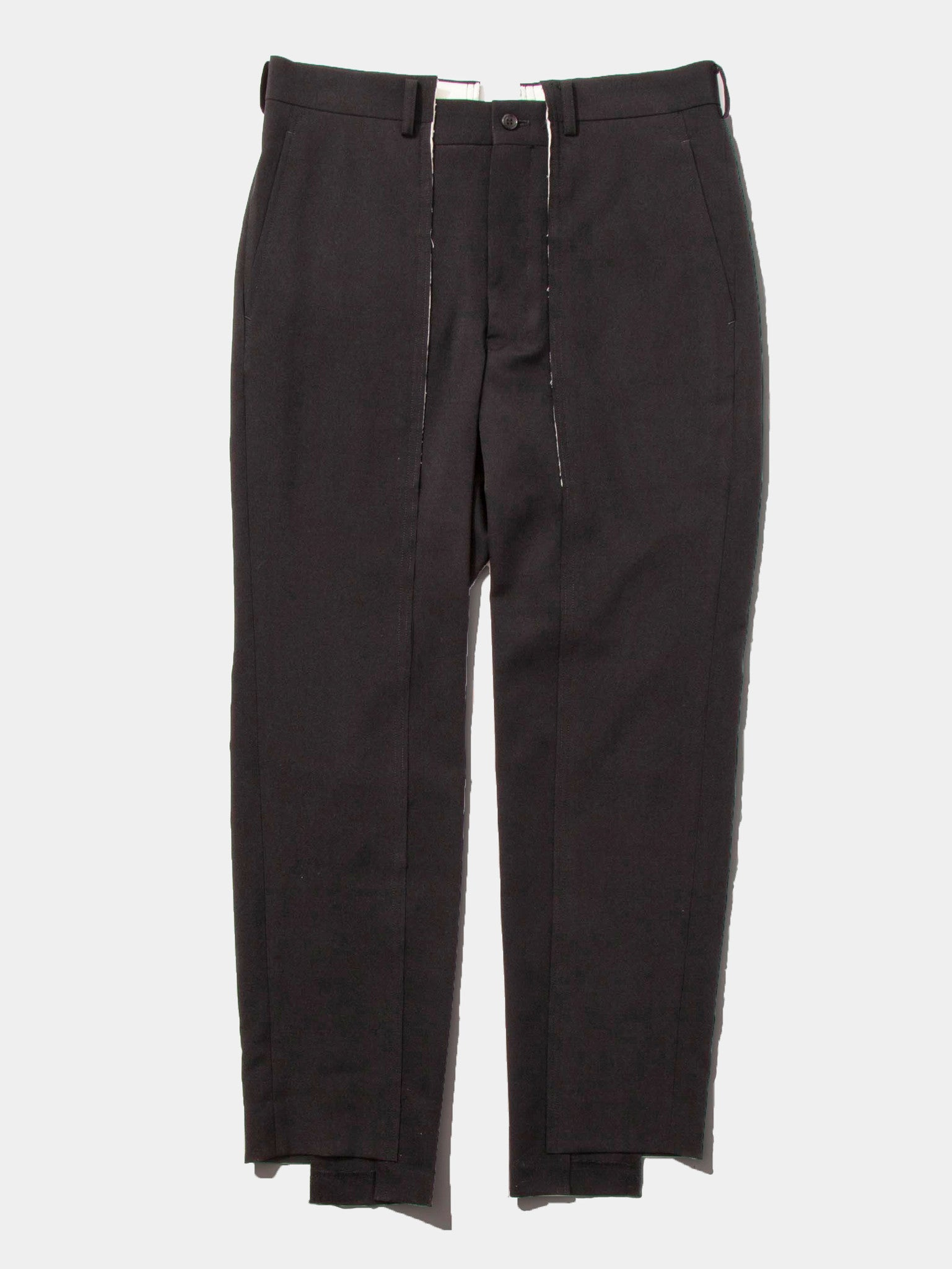 Navy Unconstructed Trouser 7