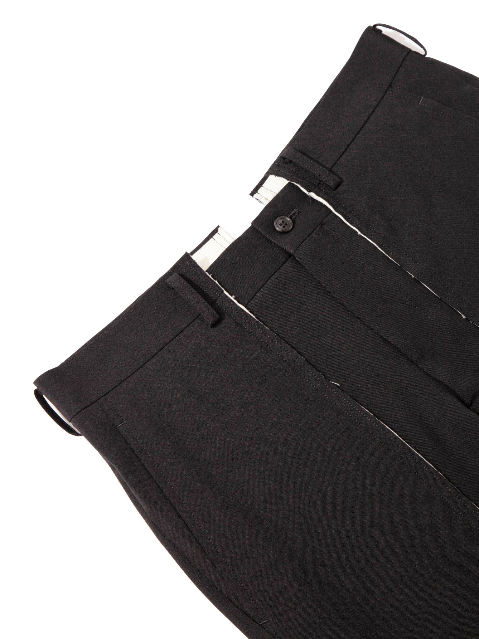 Navy Unconstructed Trouser 9