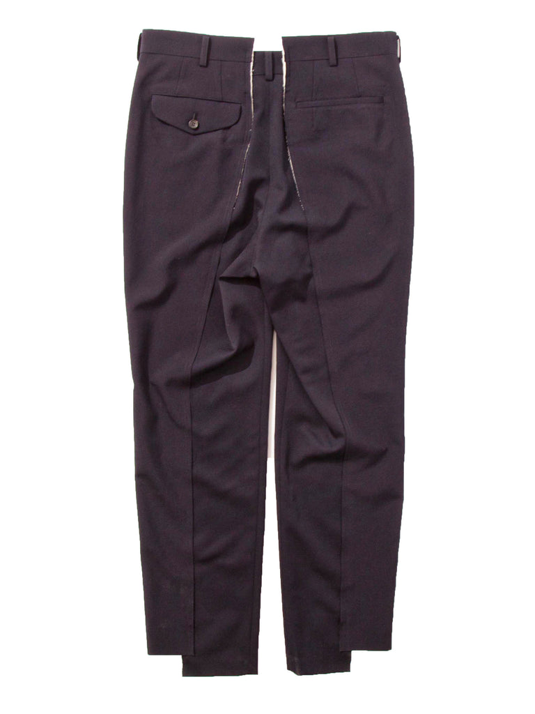 Navy Unconstructed Trouser 518408533129