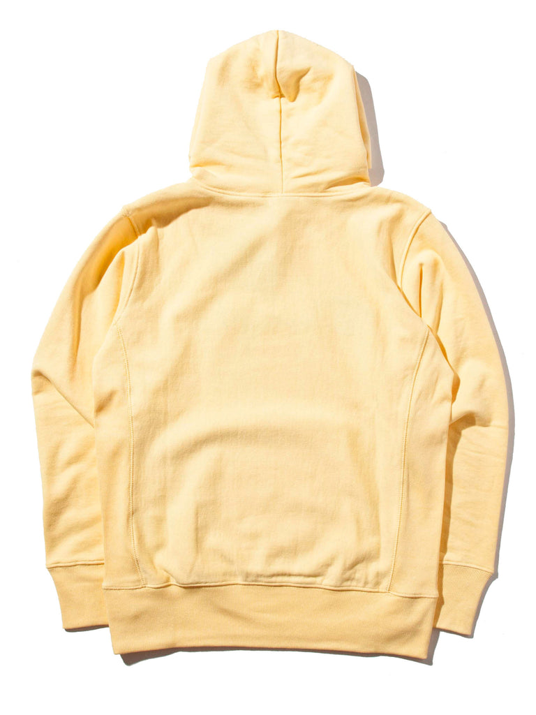 Yellow Script Applique Pop Over Hood 519109150217