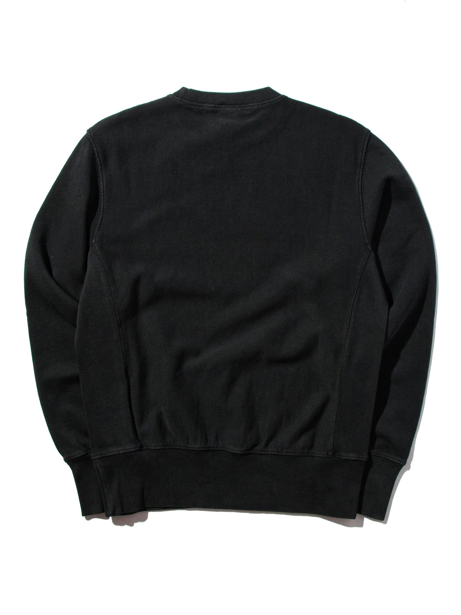 Garment Dyed Classic Crew Sweat