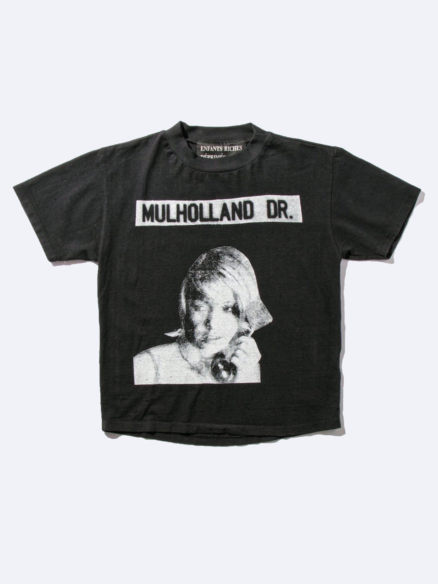 Black Mulholland Drive T-Shirt 1