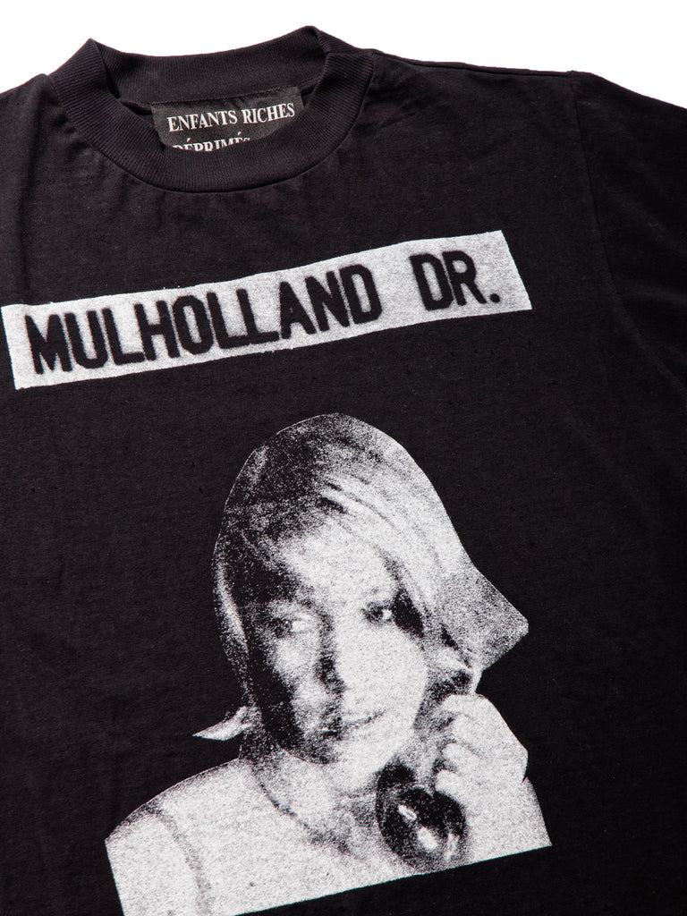 Black Mulholland Drive T-Shirt 618262862089