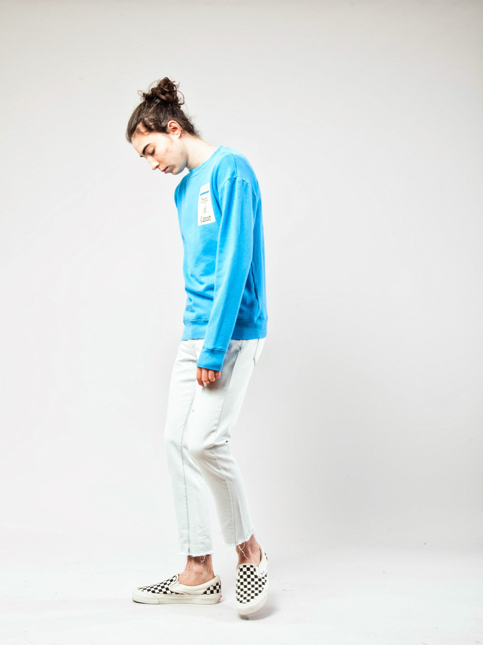 Blue Tropic Of Cancer Crewneck 3