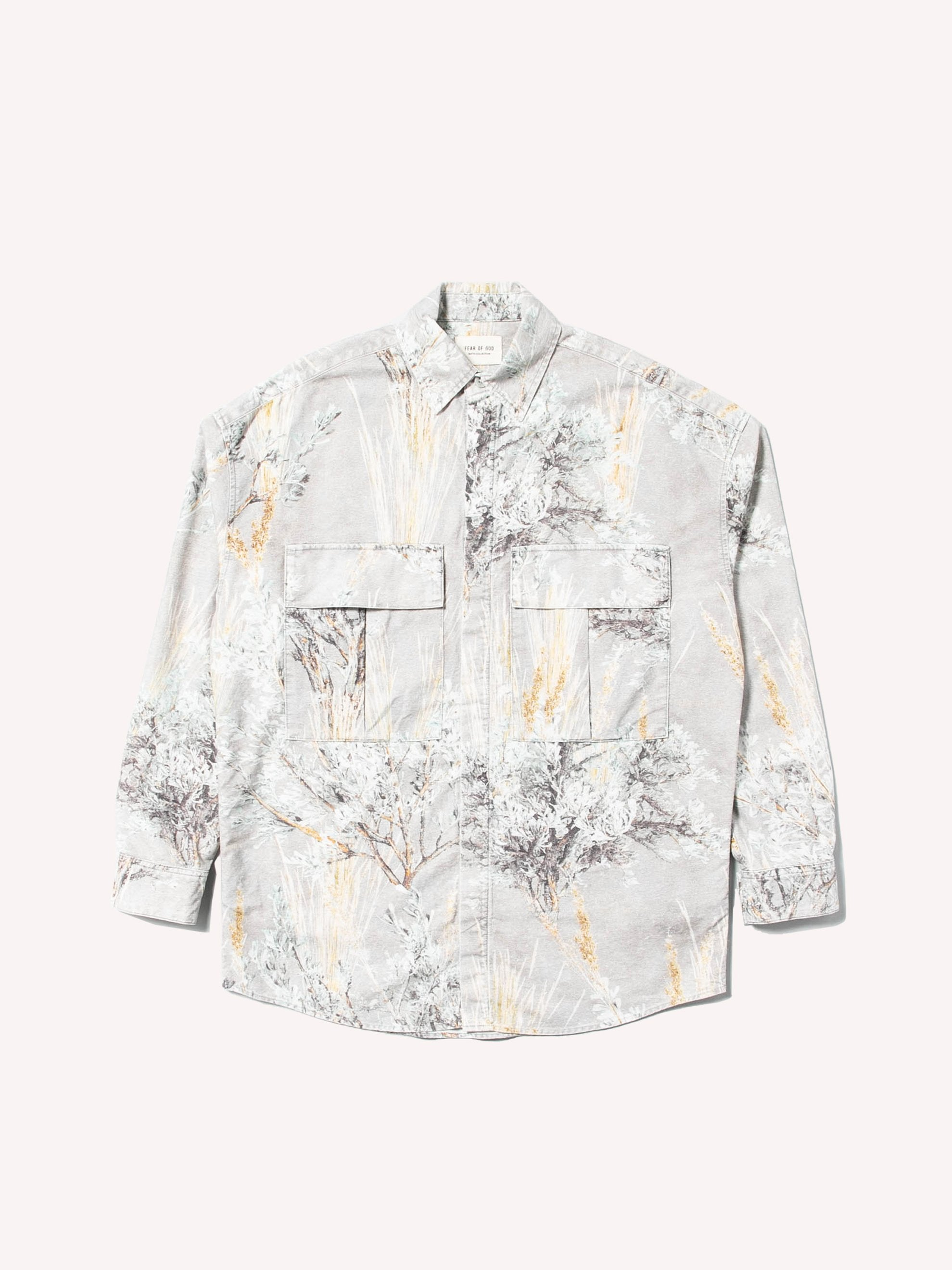 Prairie Ghost Camo Prairie Ghost Camo L/S Button Up 1